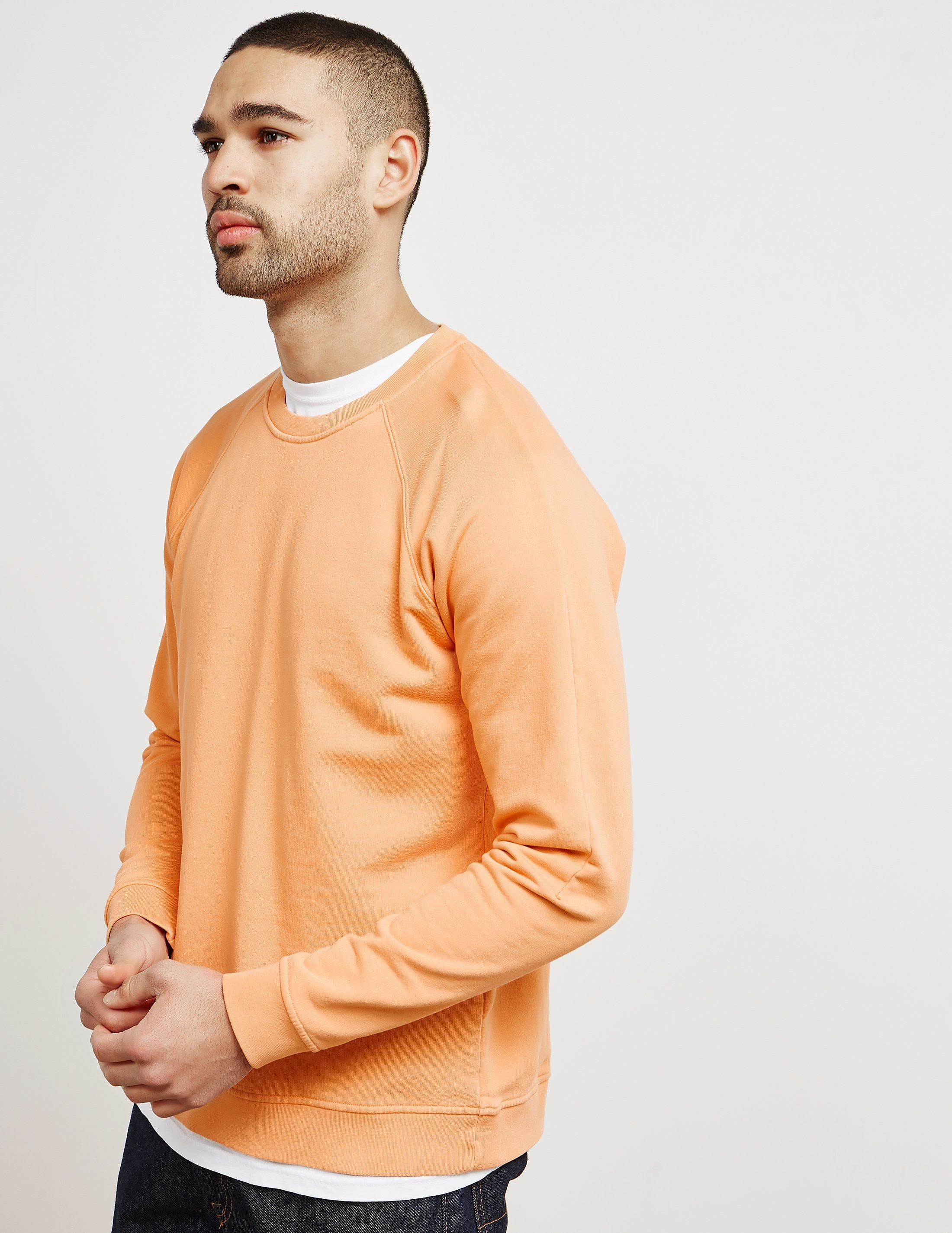 Folk Crew Neck Sweatshirt
