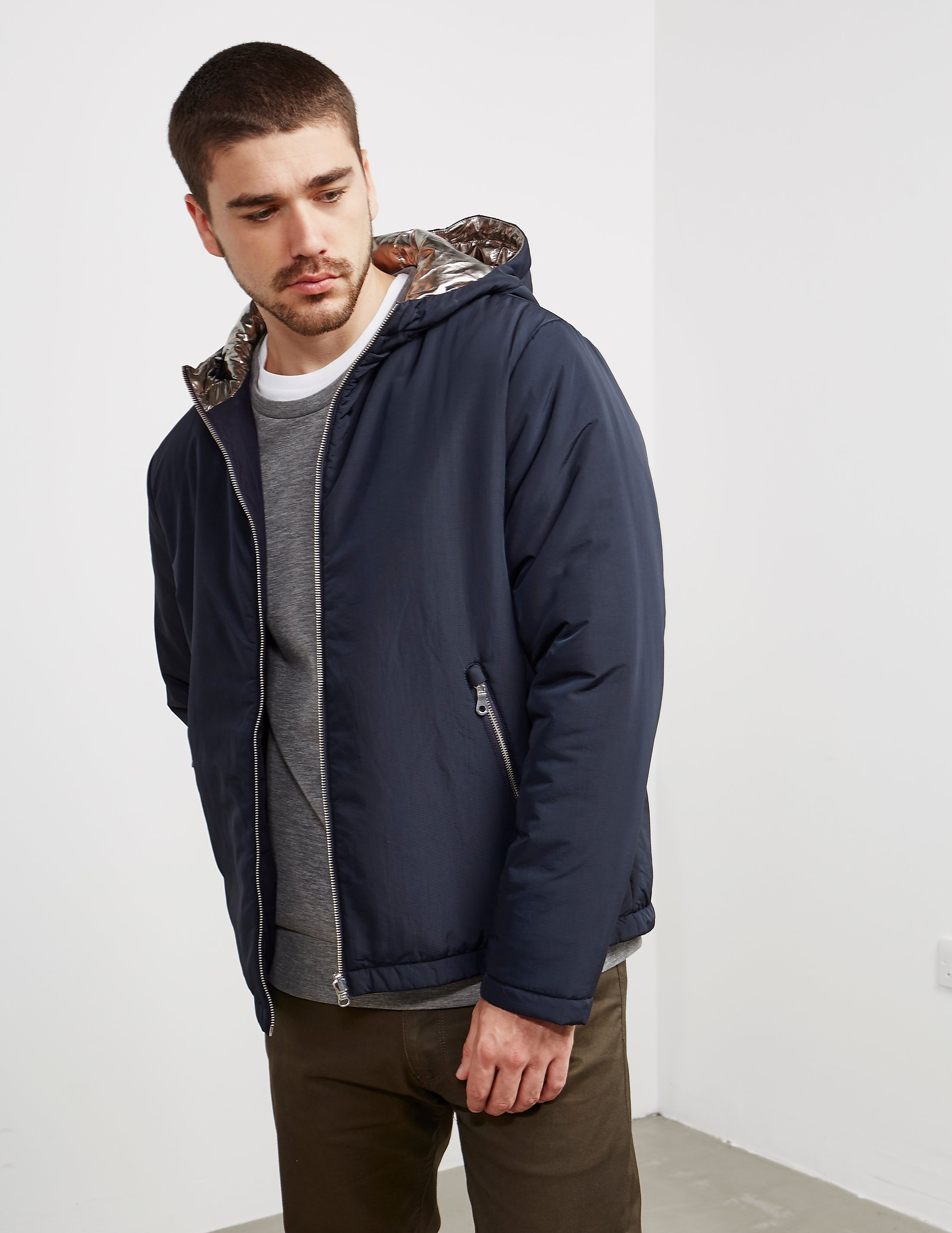Folk Reversible Padded Jacket