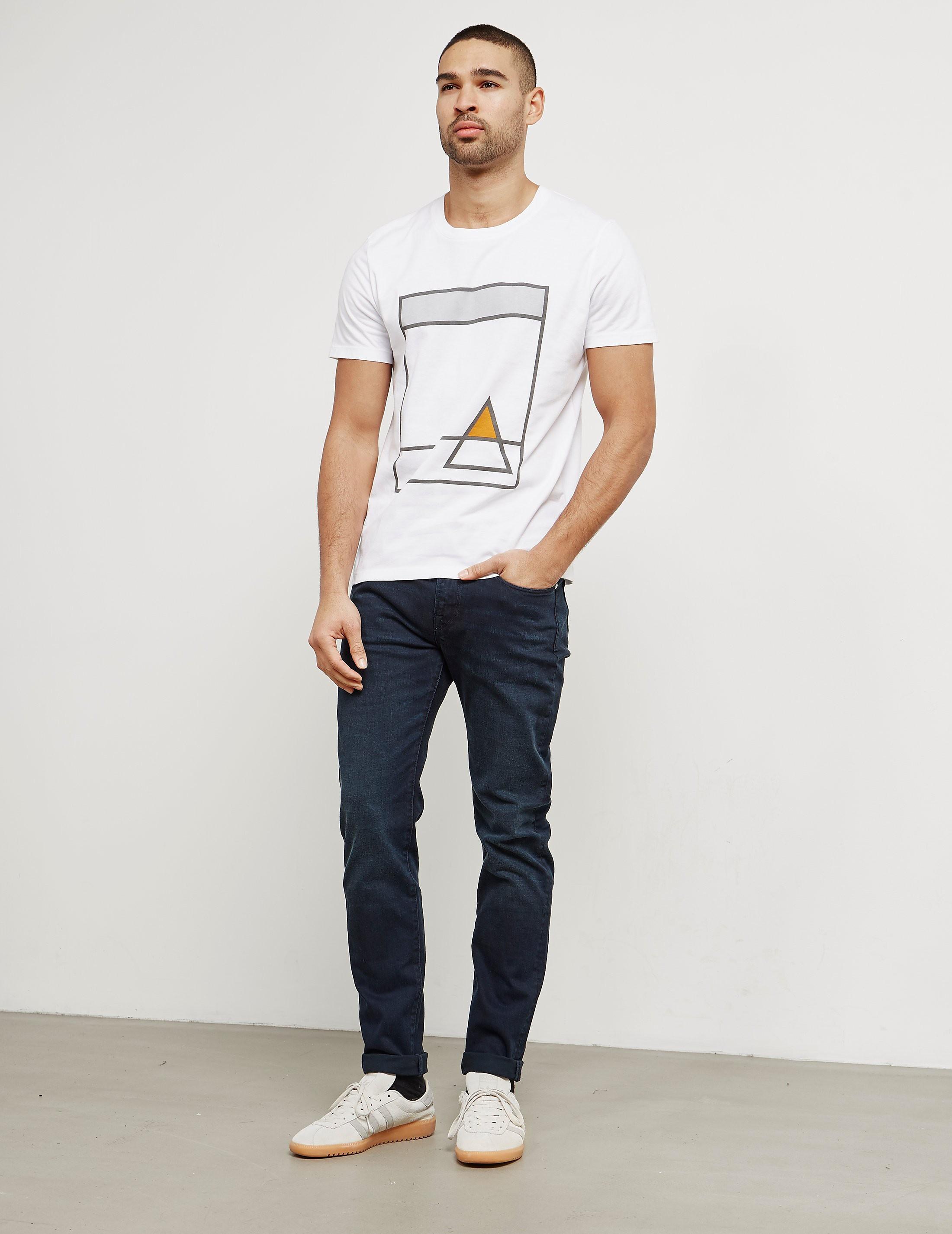 Folk Shapes Short Sleeve T-Shirt