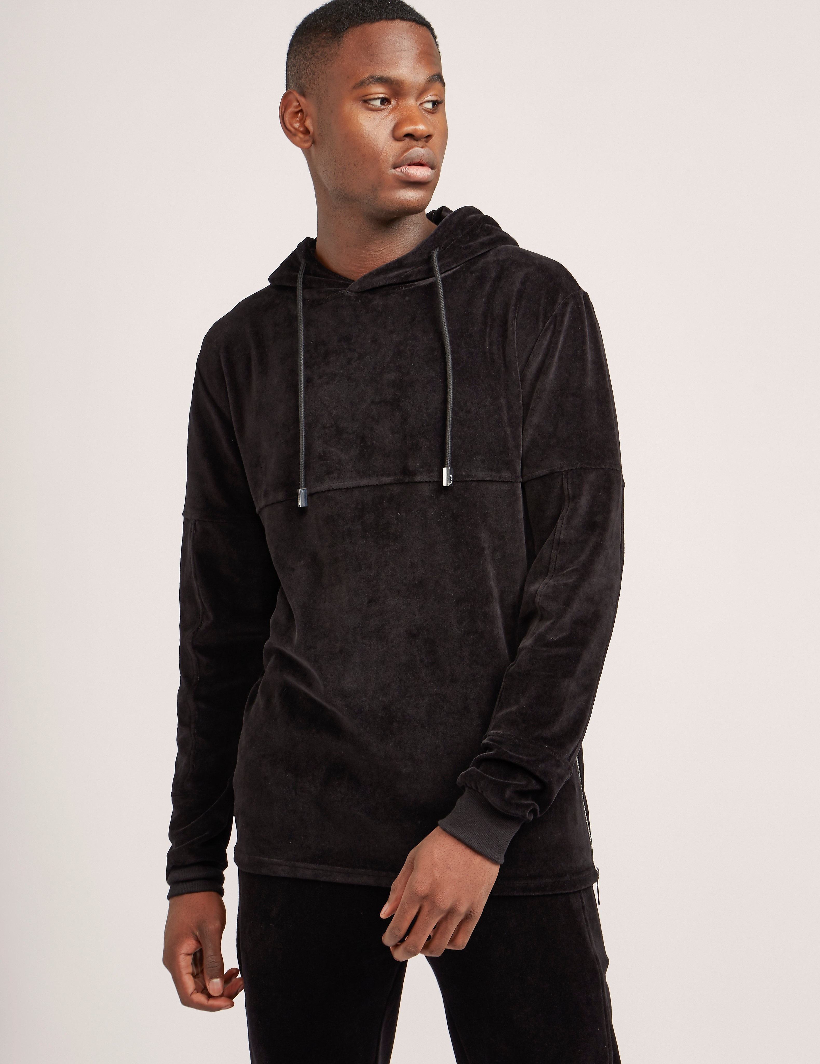 Blood Brother Velour Hoody
