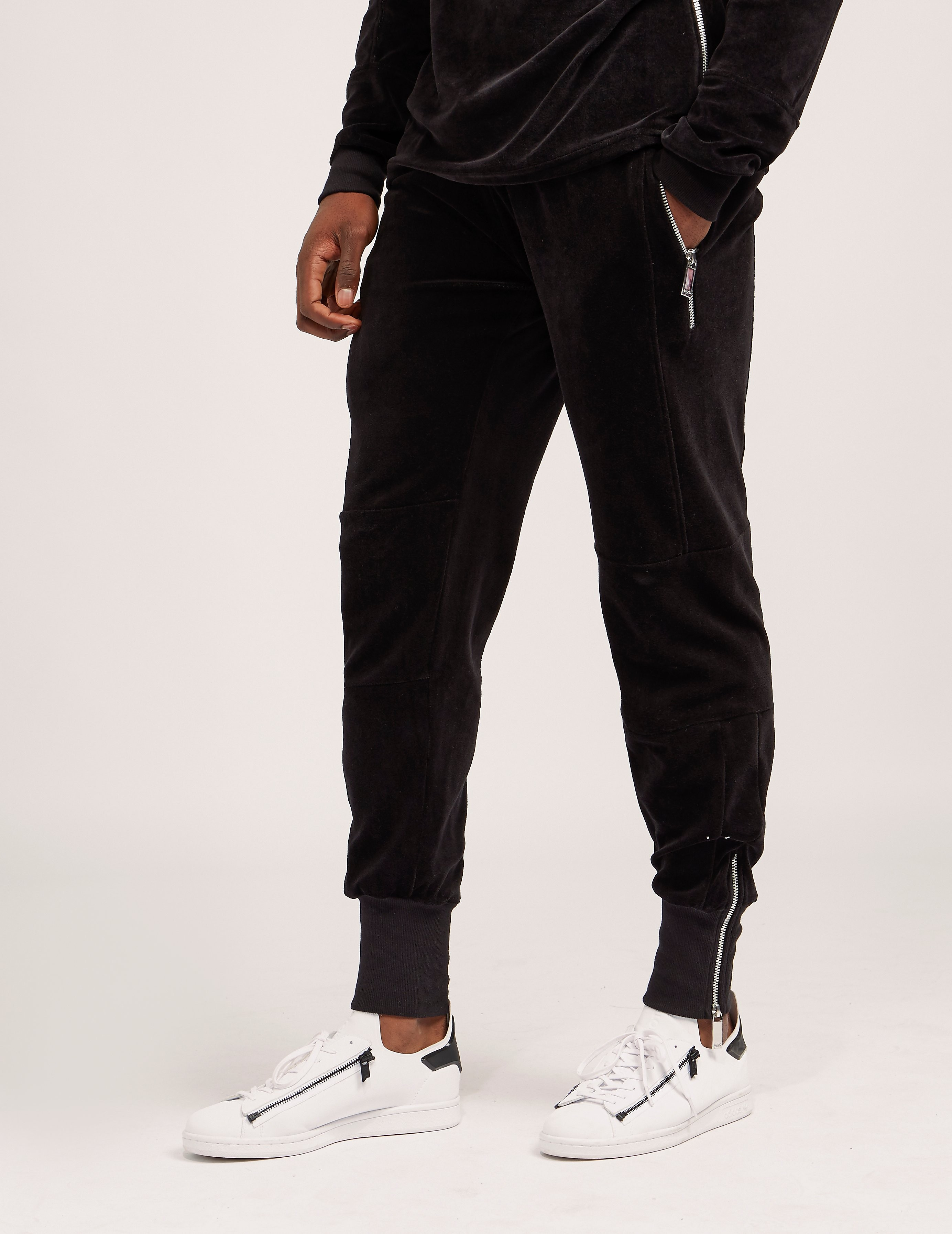 Blood Brother Velour Track Pants