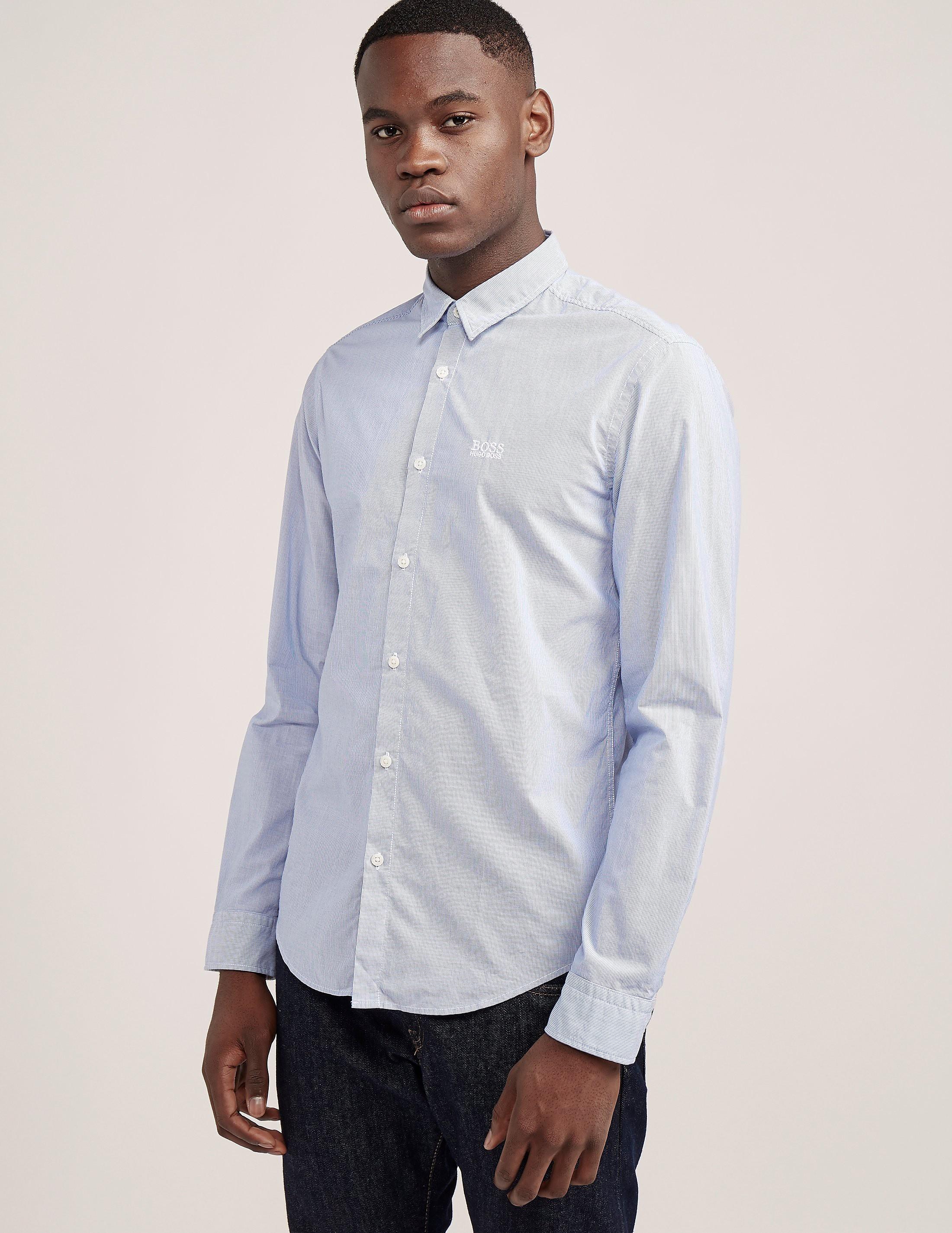BOSS Green Long Sleeve Shirt