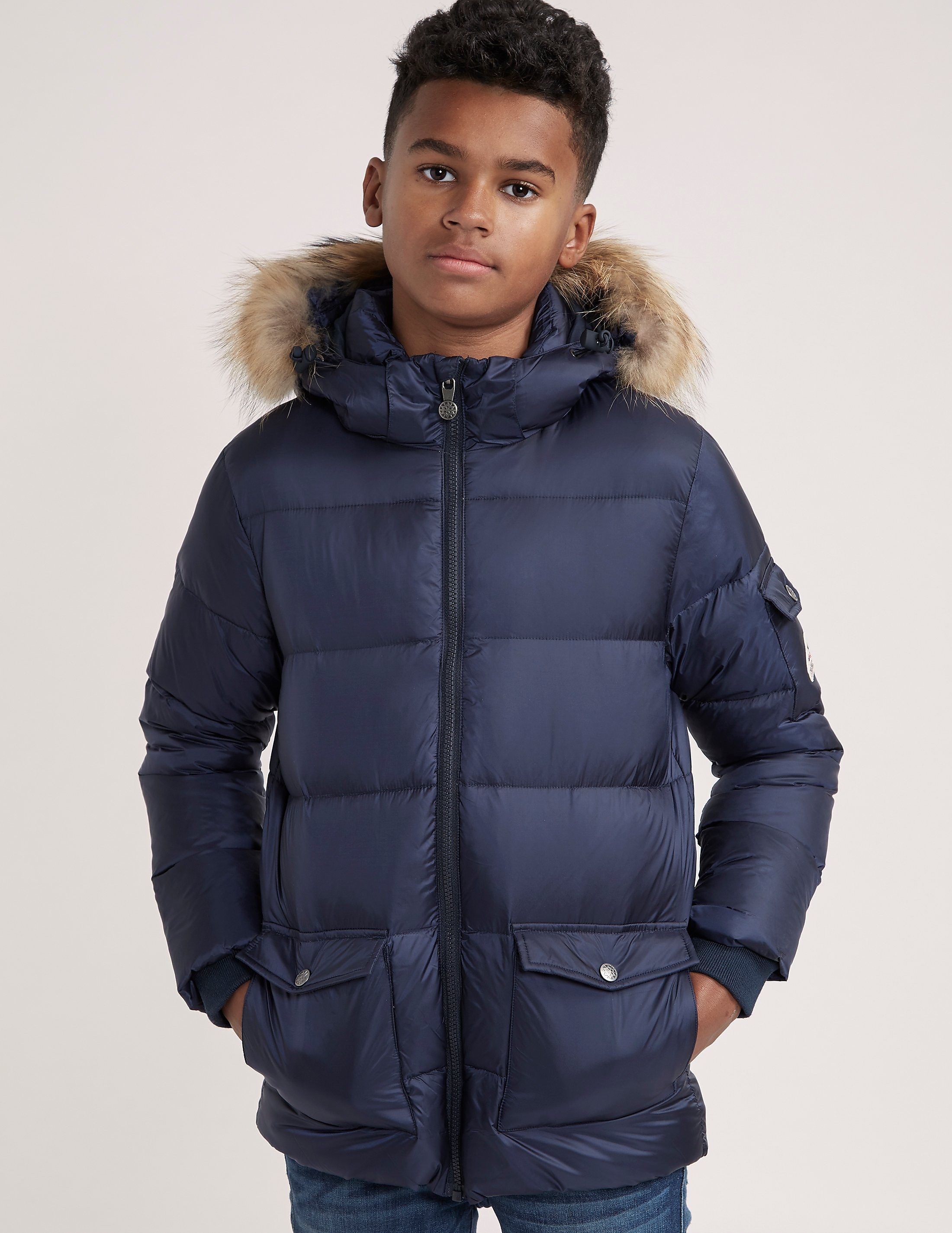 Pyrenex Authentic Matte Fur Jacket