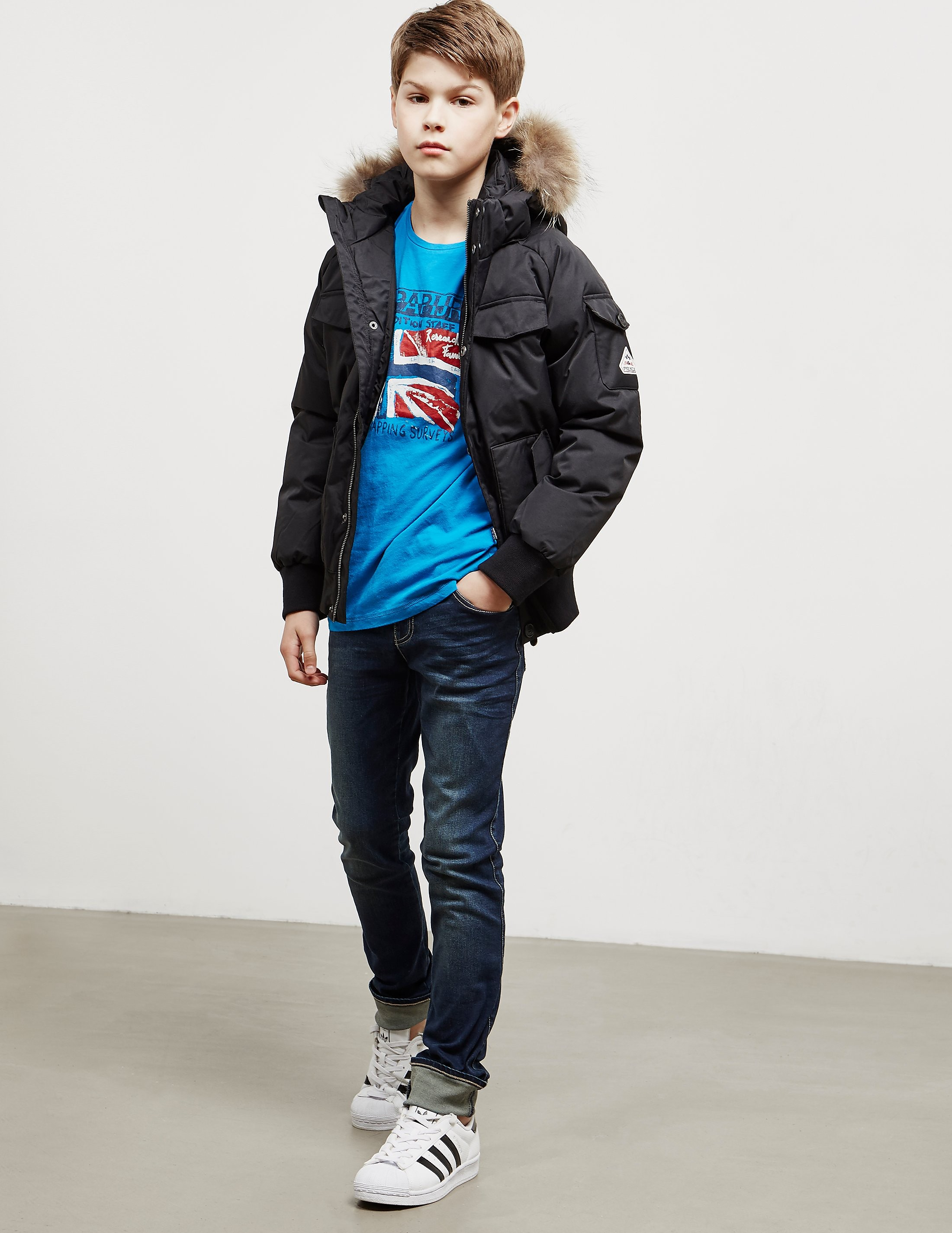 Pyrenex Jami Fur Padded Jacket