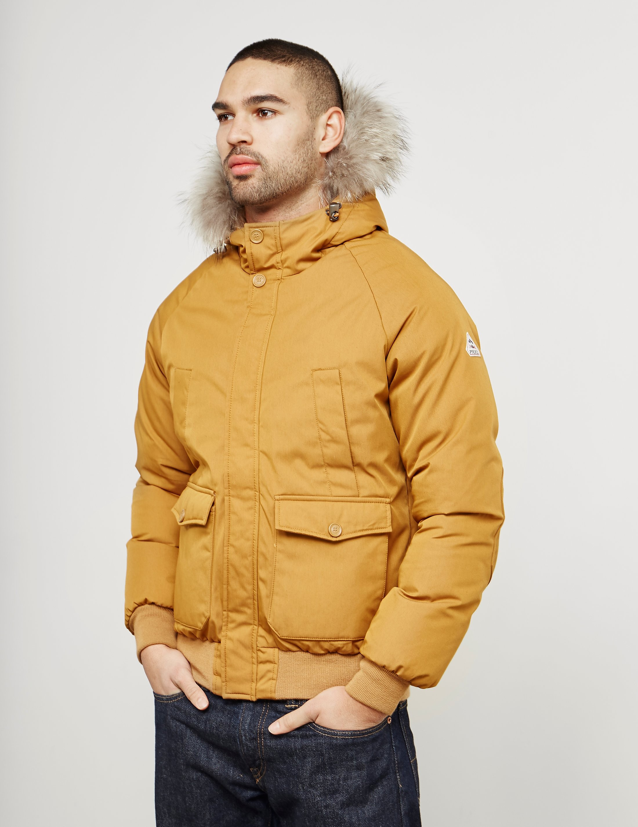 Pyrenex Mistral Fur Padded Jacket