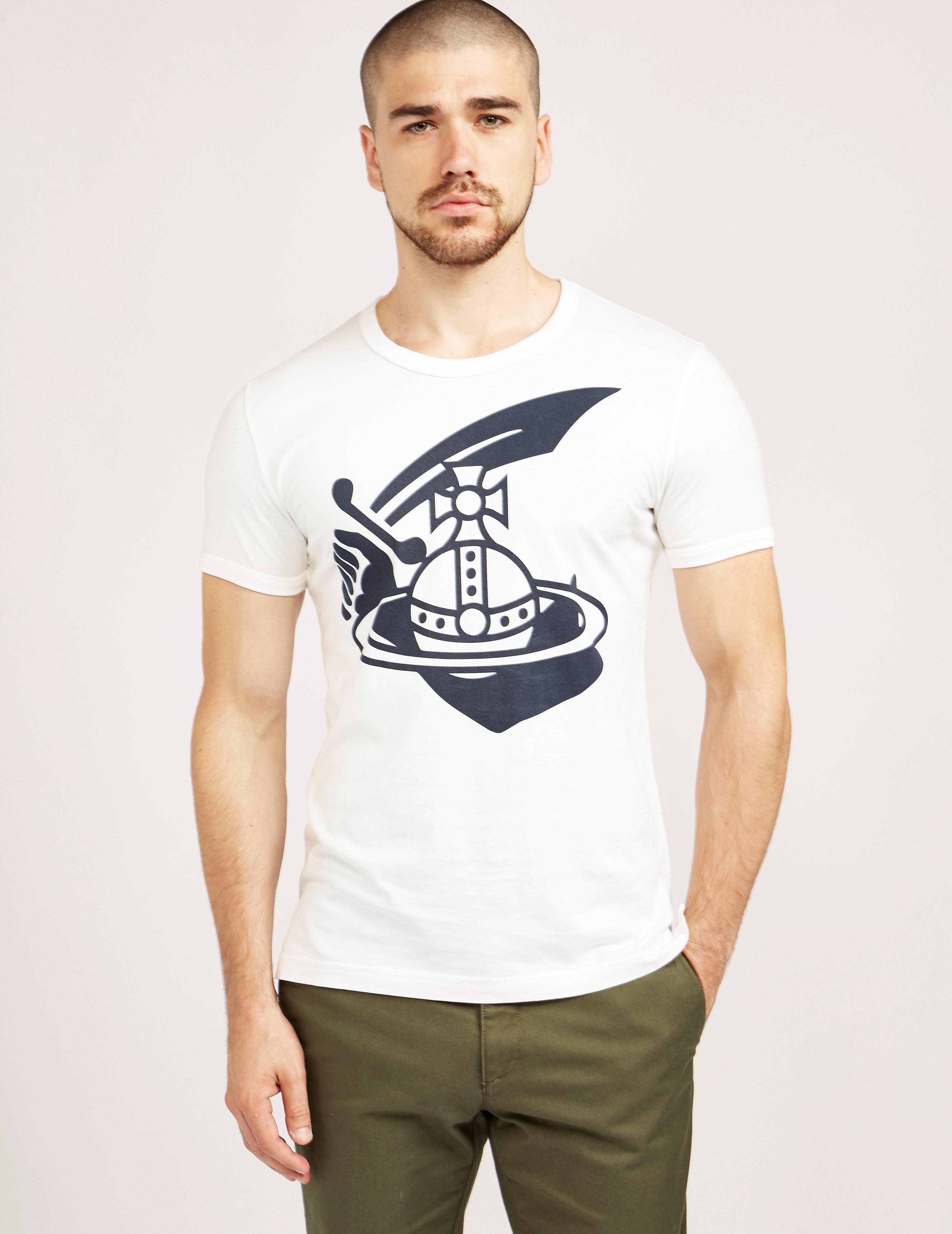 Vivienne Westwood Angolmania Sword Short Sleeve T-Shirt