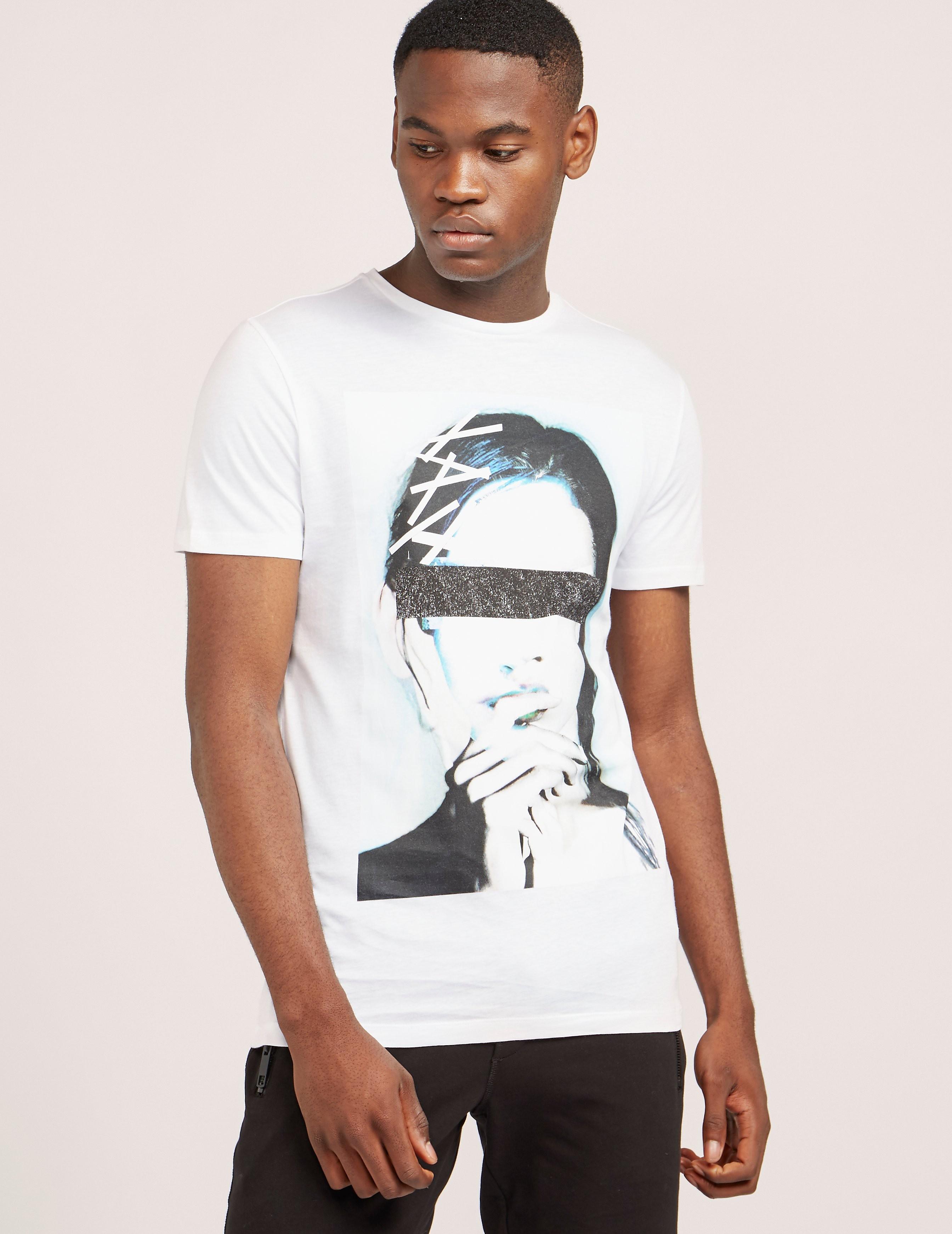 Antony Morato Headband Short Sleeve T-Shirt