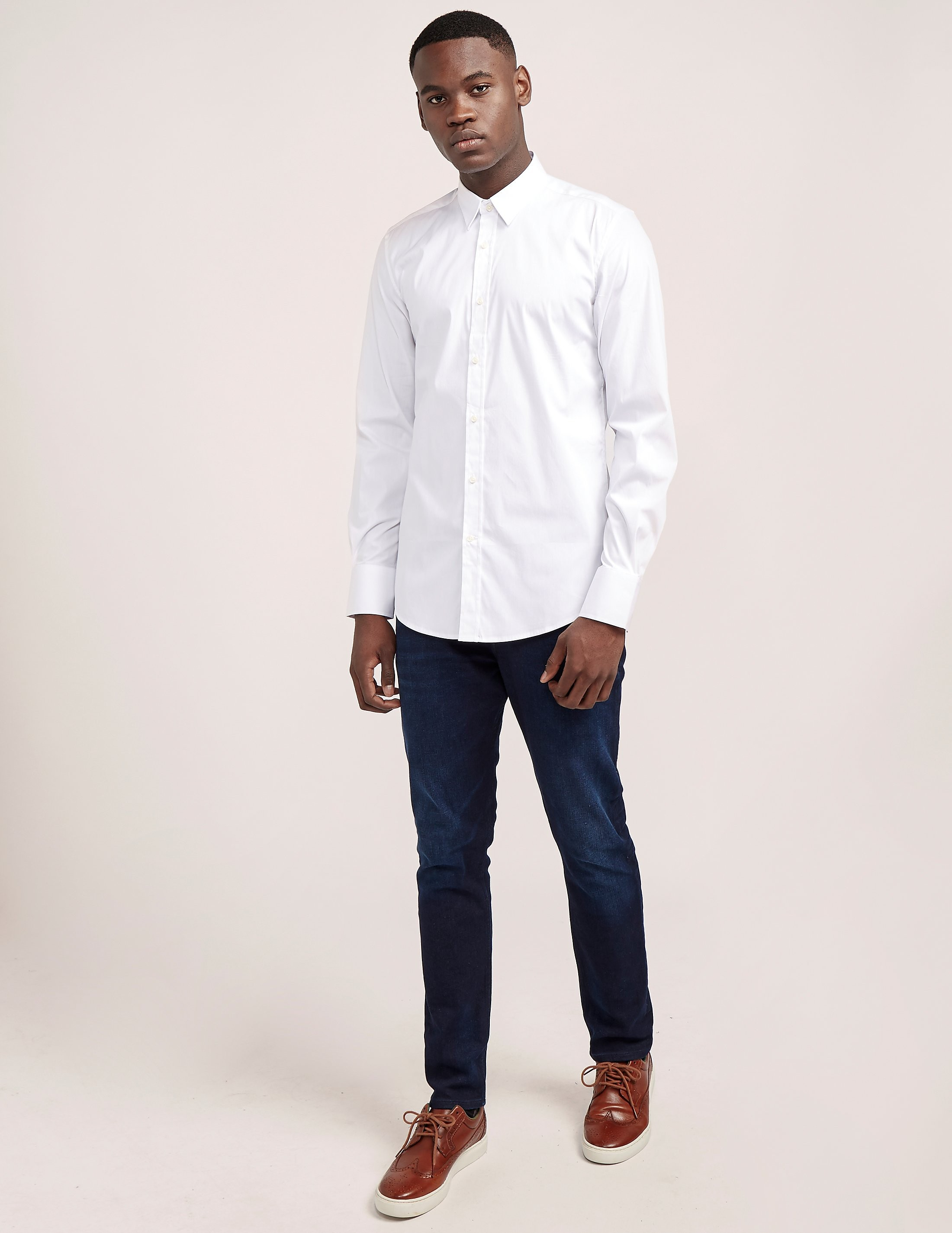 Antony Morato Basic Long Sleeve Shirt
