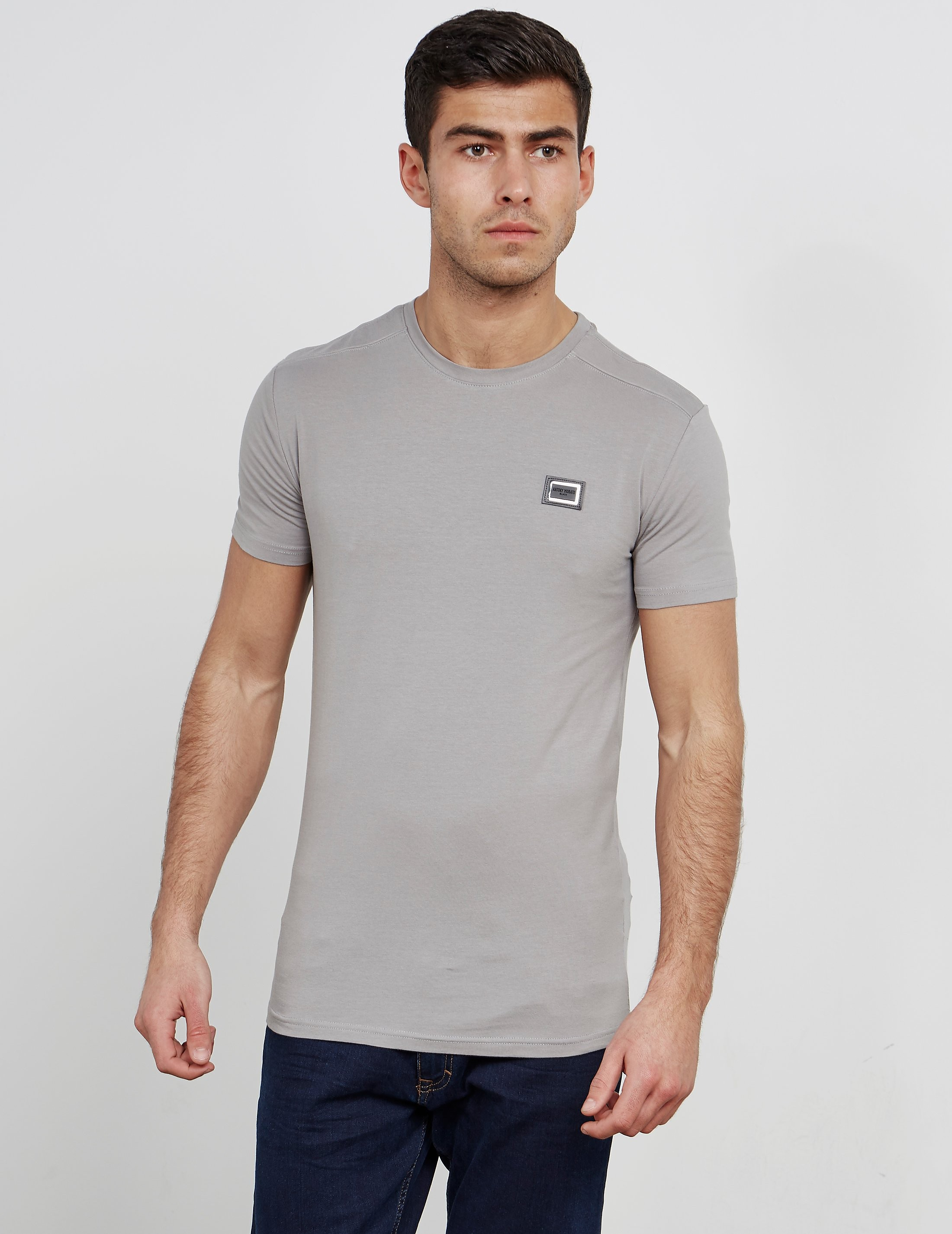 Antony Morato Plaque Short Sleeve T-Shirt