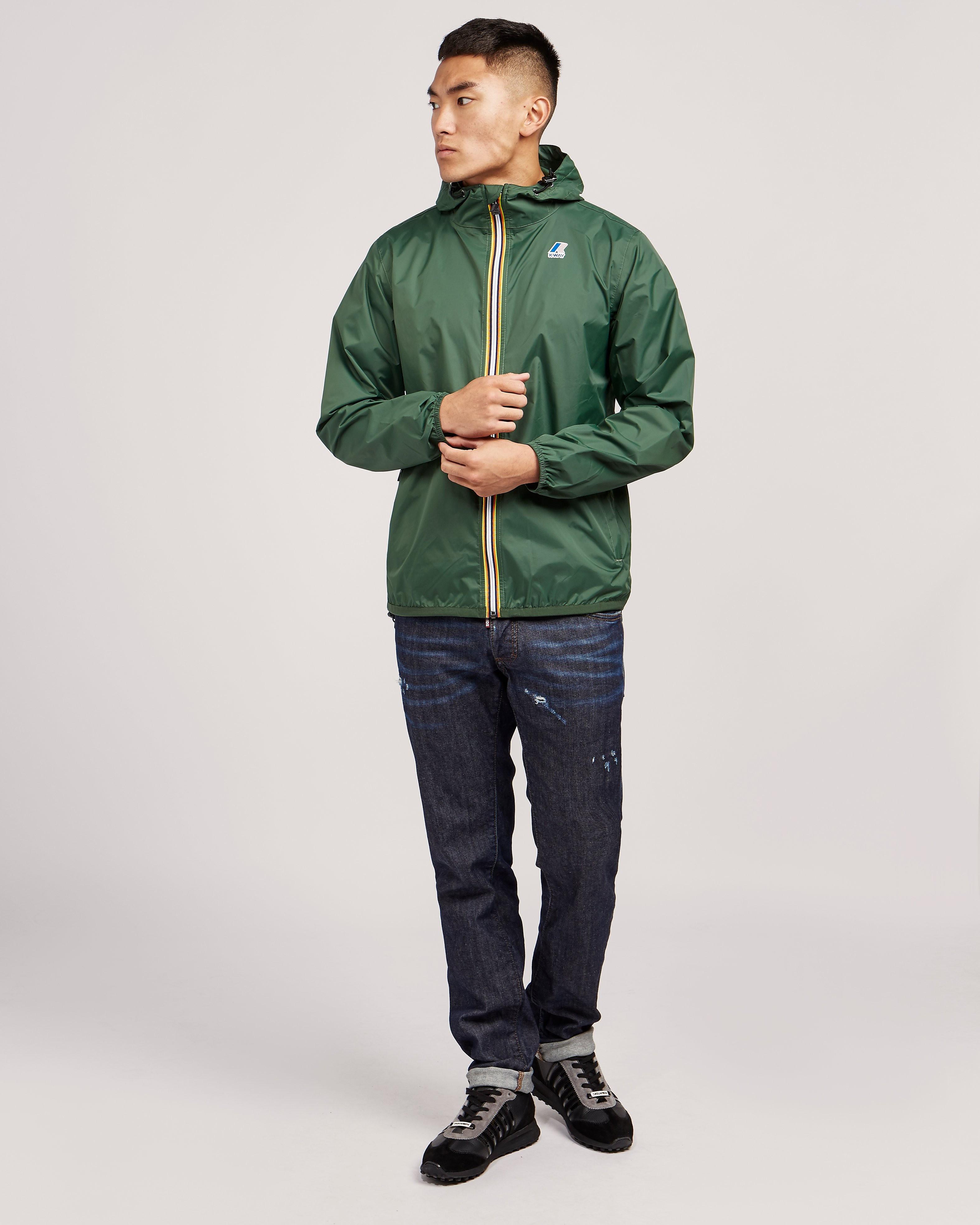 K-Way Claude Zip Up Jacket