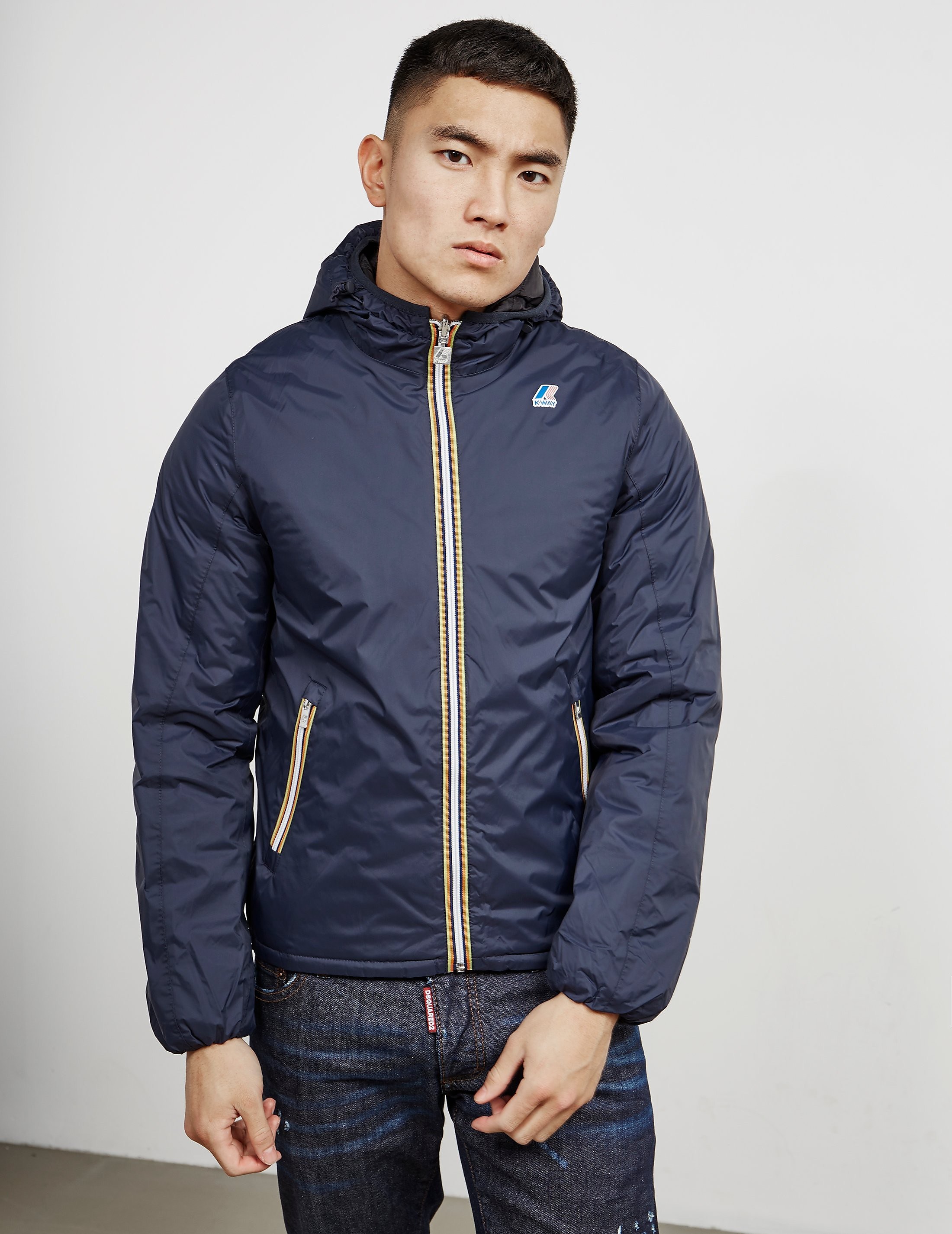 K-Way Reversible Jacket