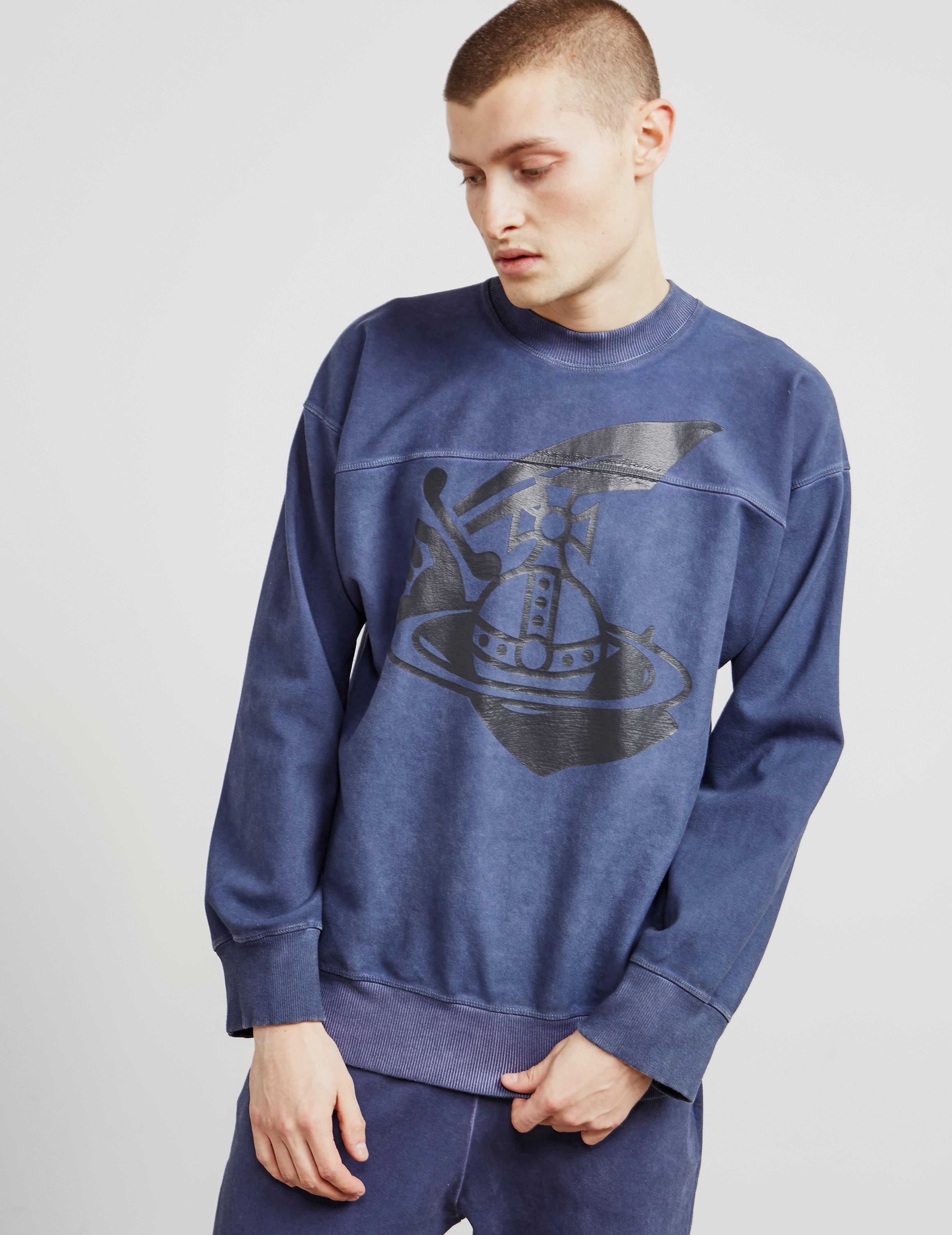 Vivienne Westwood Anglomania Sword Sweatshirt