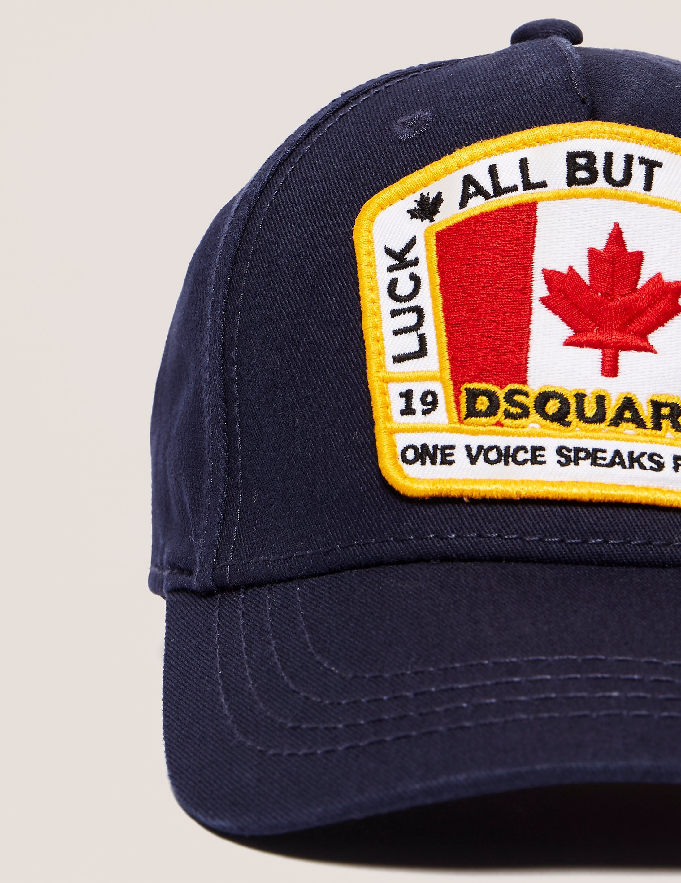DSQUARED2 Badge Cap