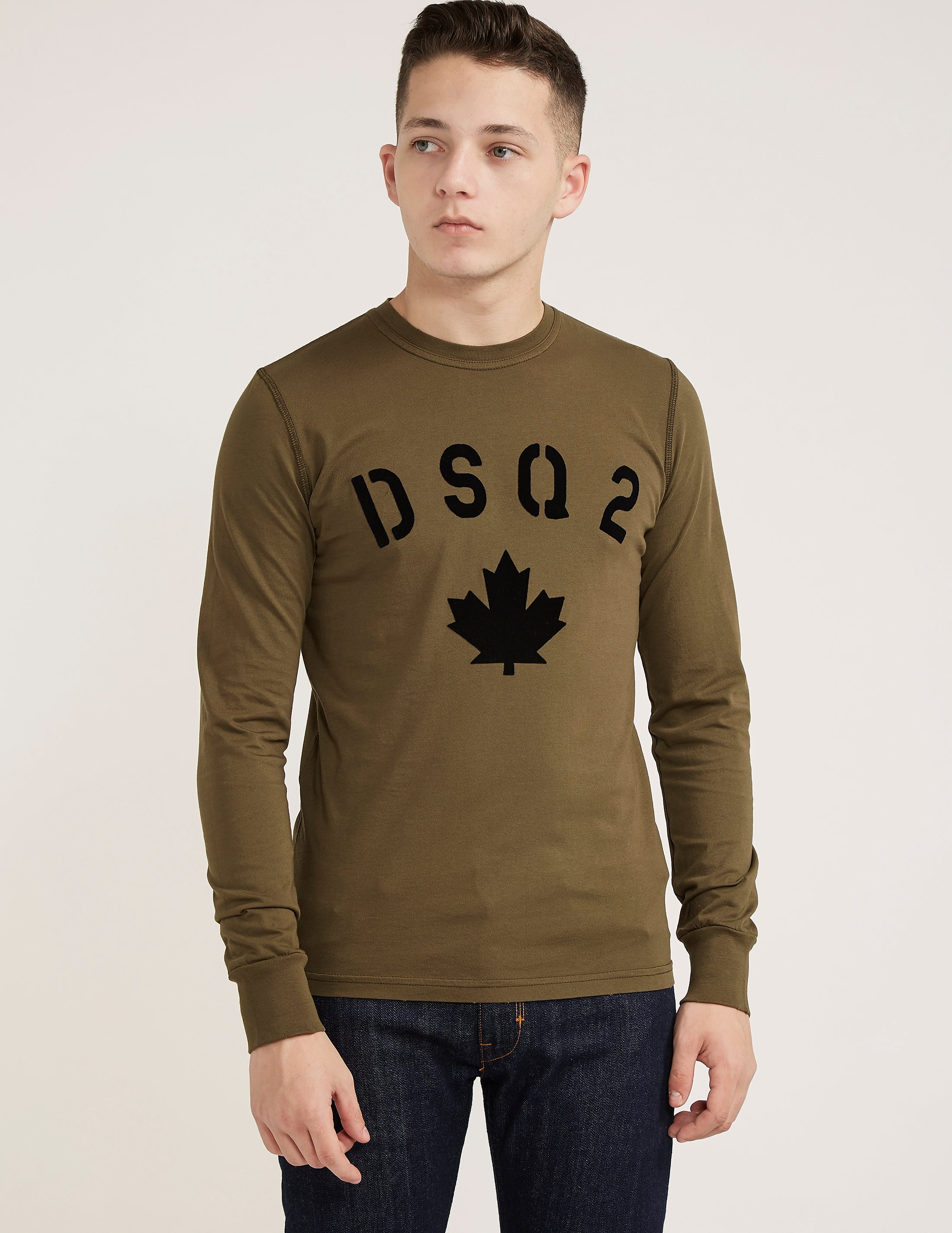 DSQUARED2 Maple Long Sleeve T-Shirt