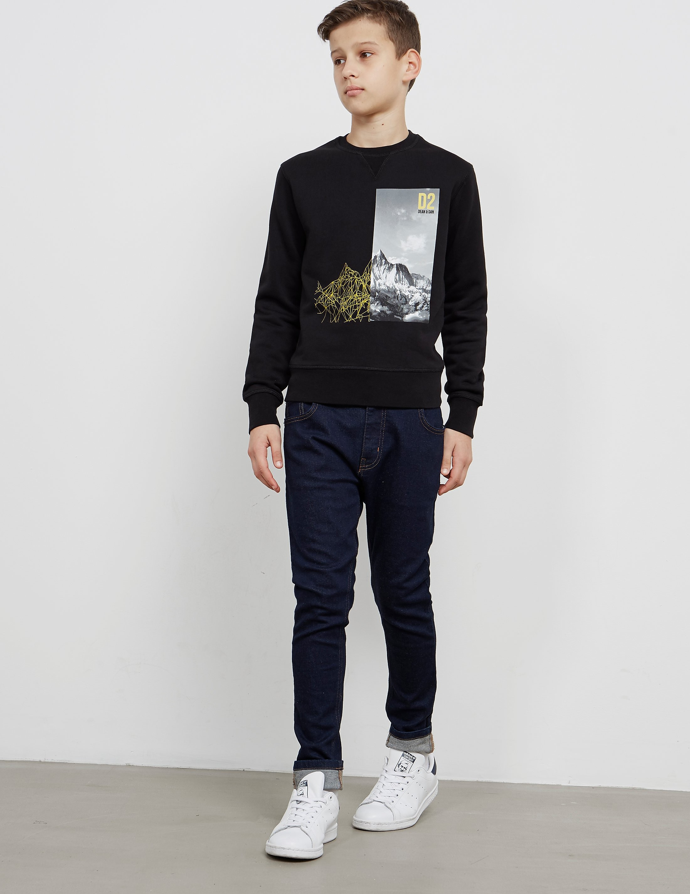 DSQUARED2 Mountain Sweatshirt