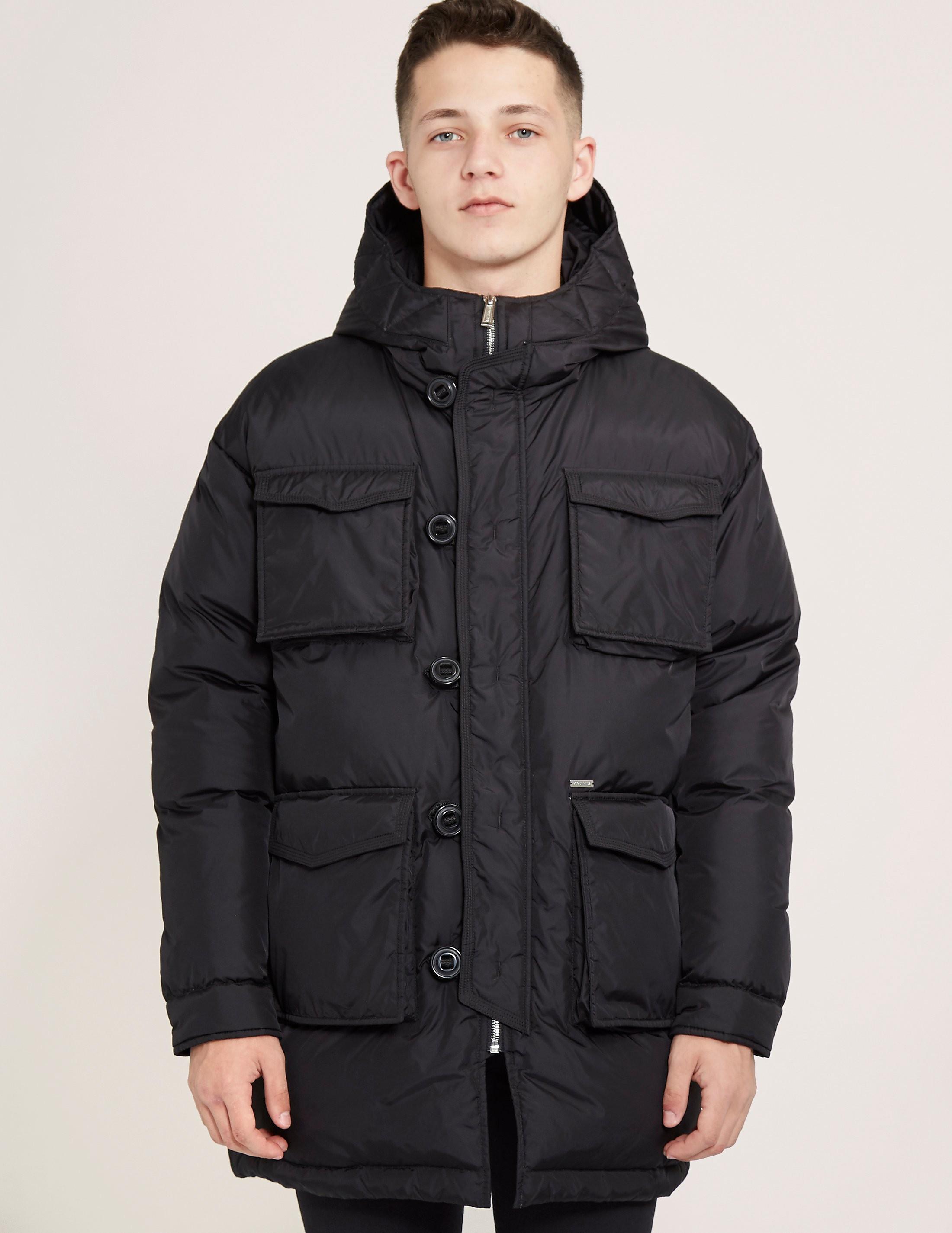 DSQUARED2 4 Pocket Padded Jacket
