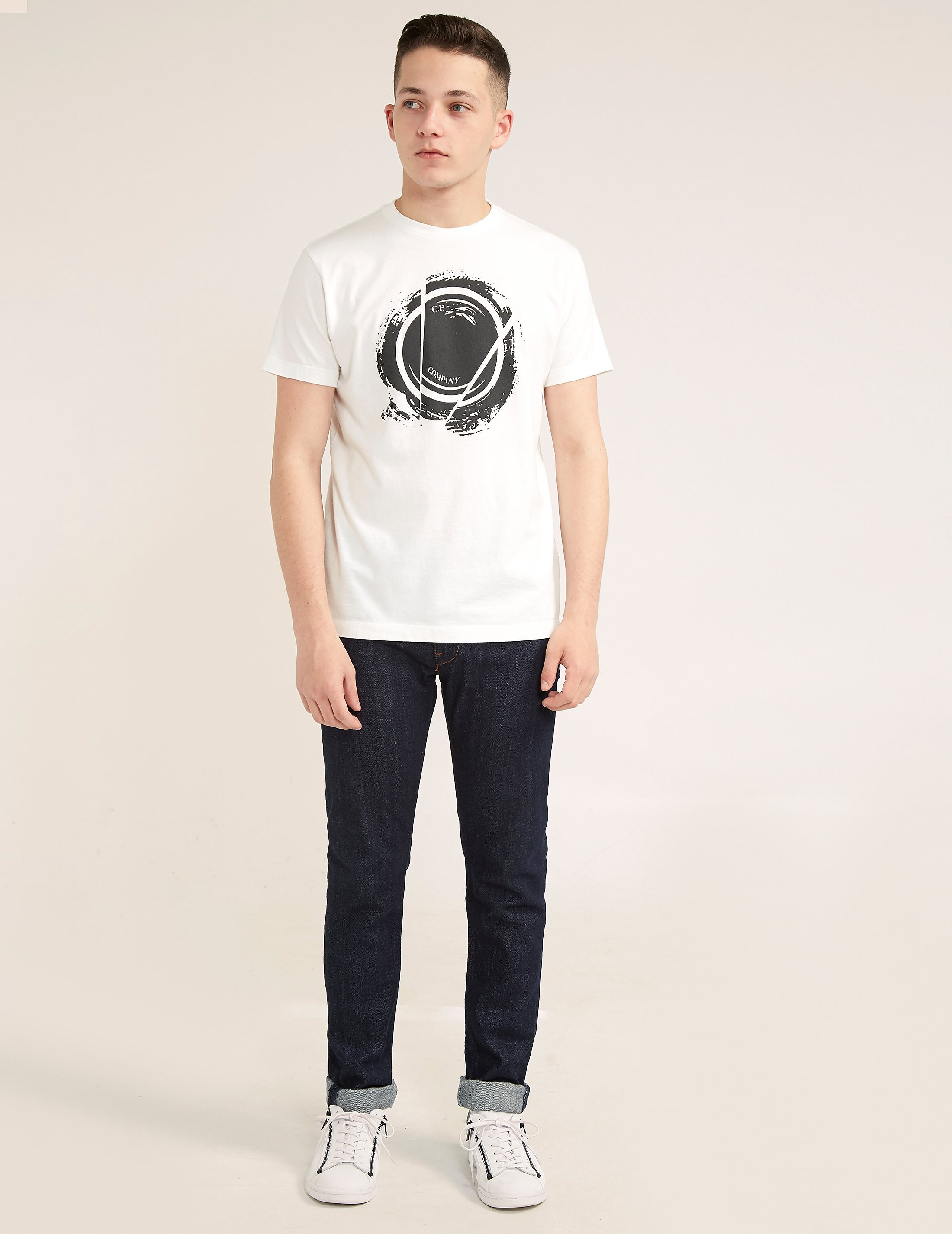CP Company Lens Short Sleeve T-Shirt