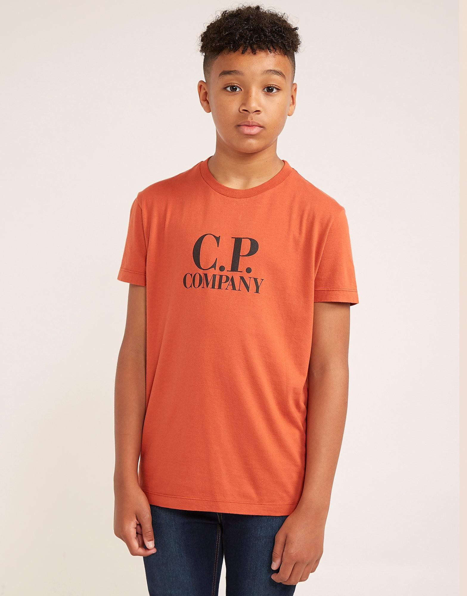 CP Company Goggle Short Sleeve T-Shirt
