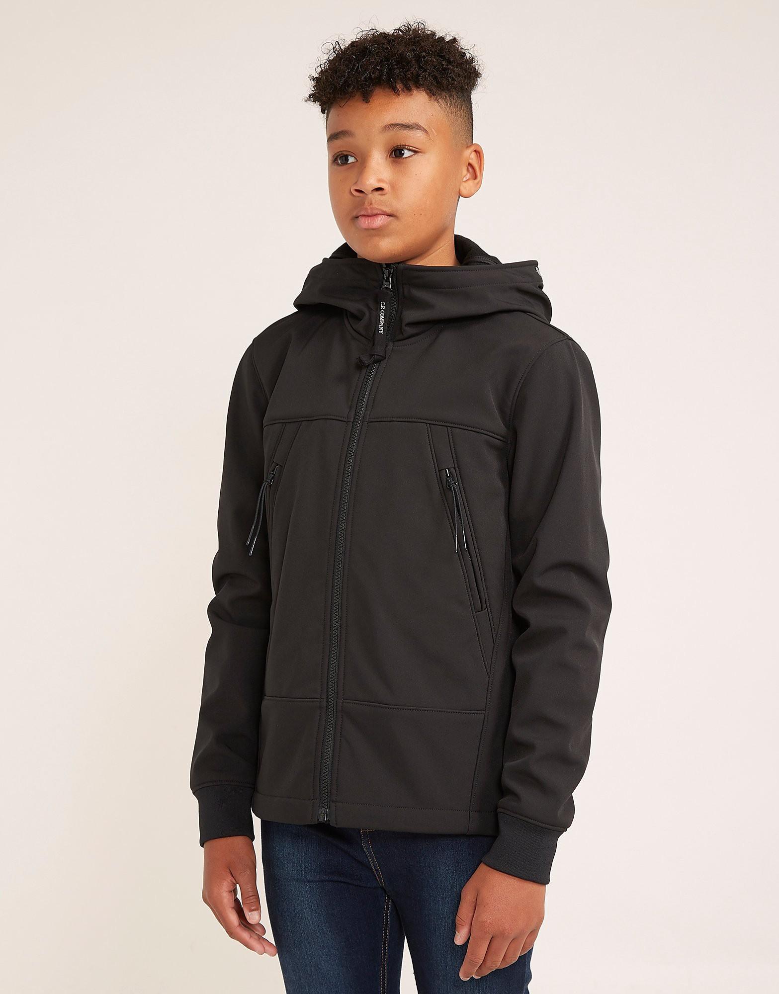 CP Company Softshell Goggle Jacket