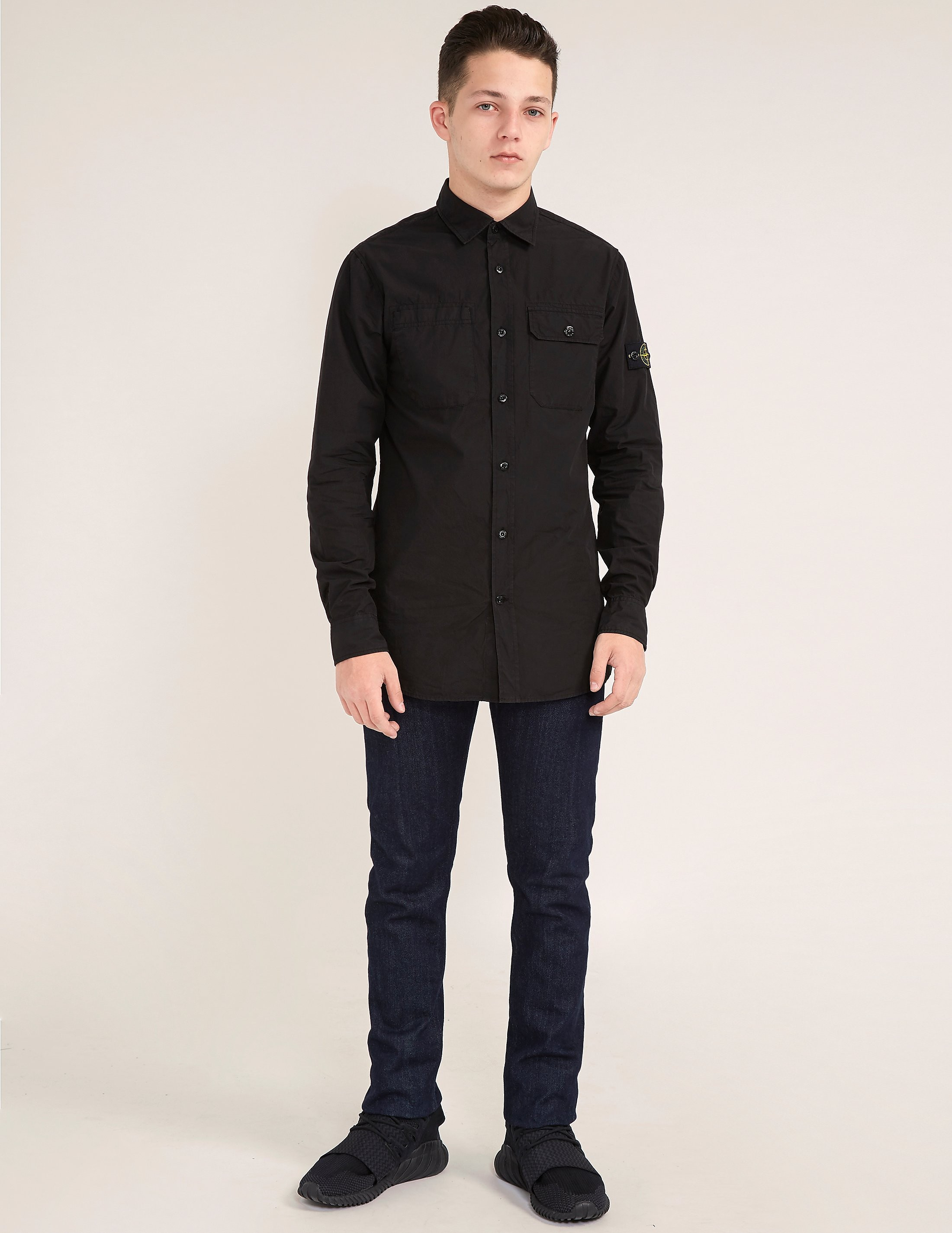 Stone Island Pocket Overshirt