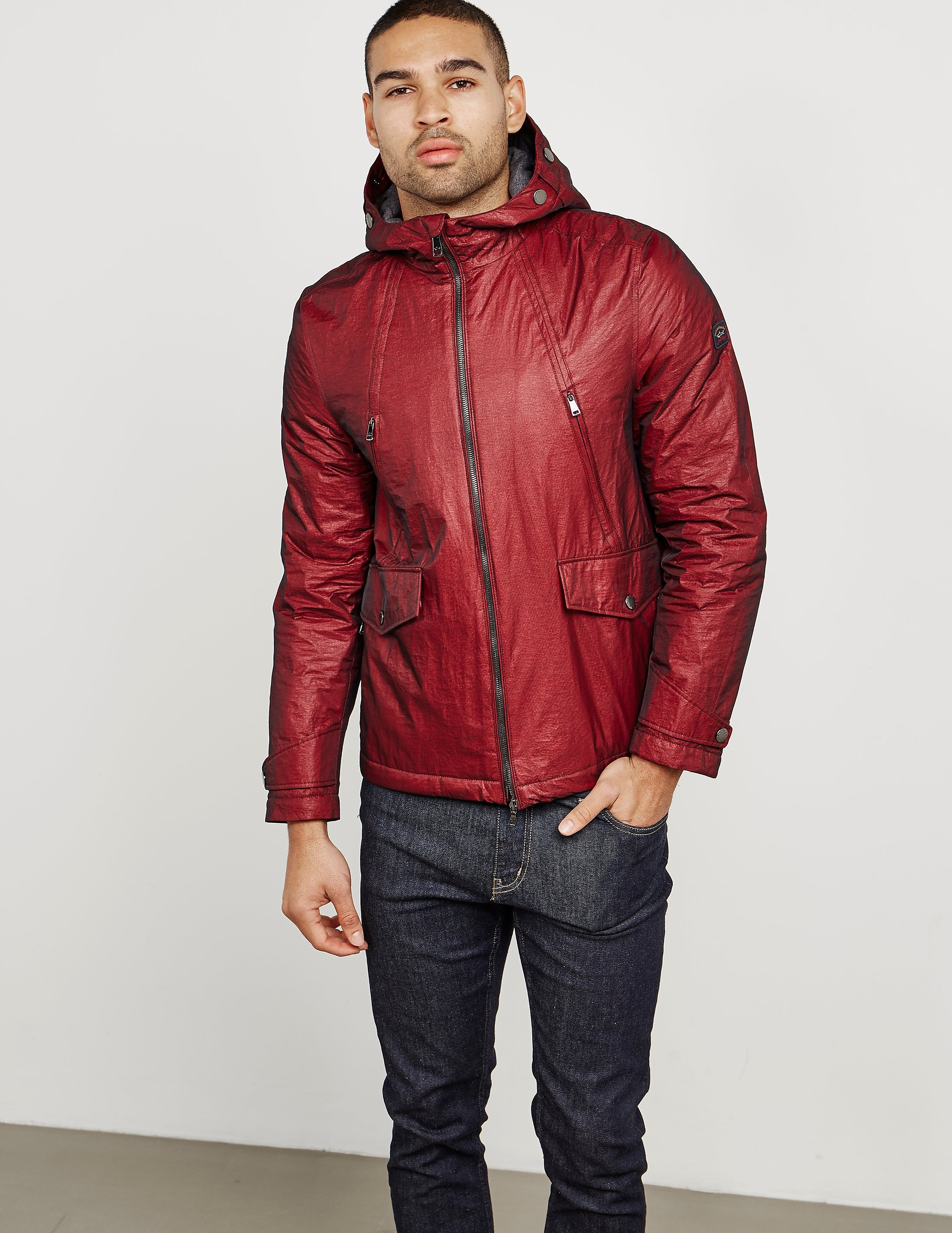 Paul and Shark High Shine Padded Jacket