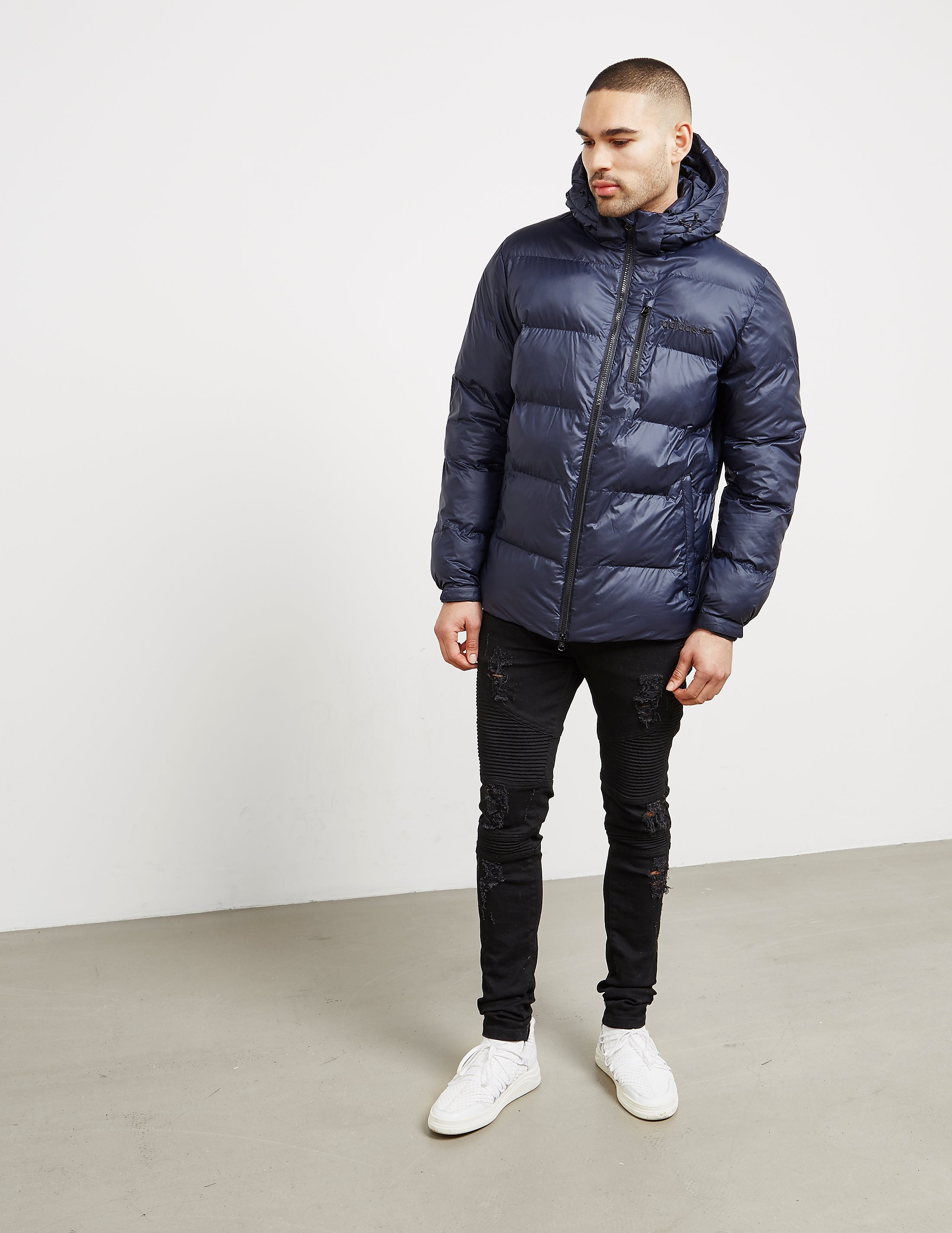 adidas Originals Hooded Padded Down Jacket