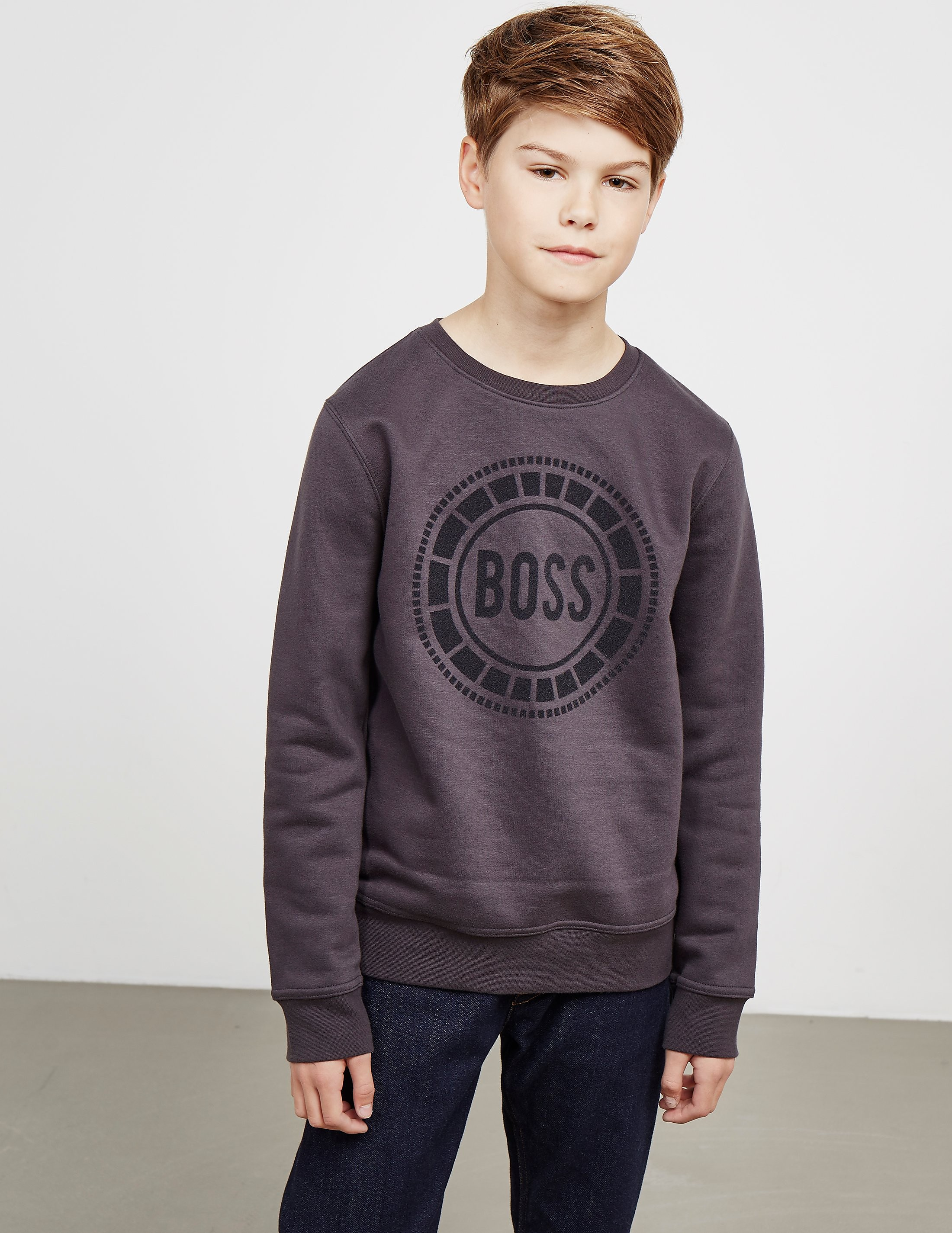 BOSS Logo Sweatshirt