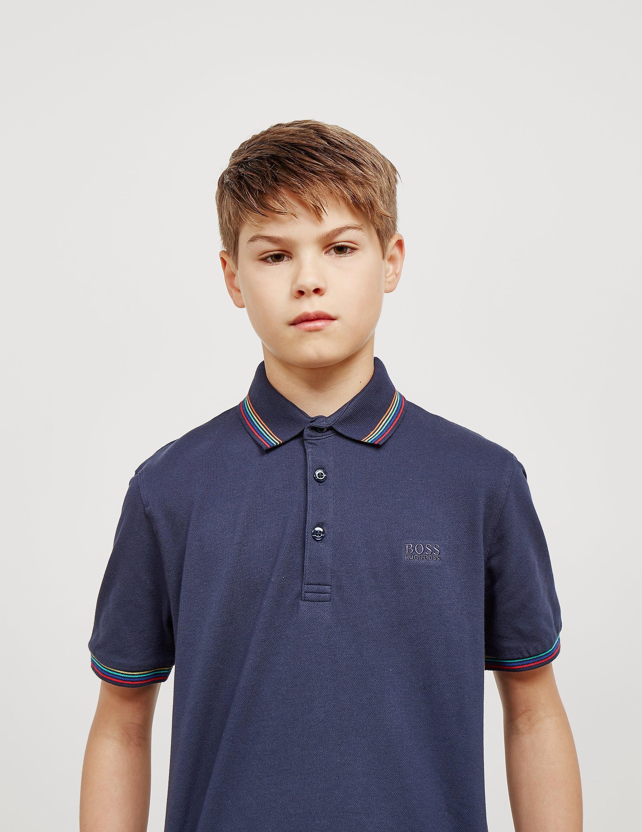 BOSS Special Short Sleeve Polo Shirt