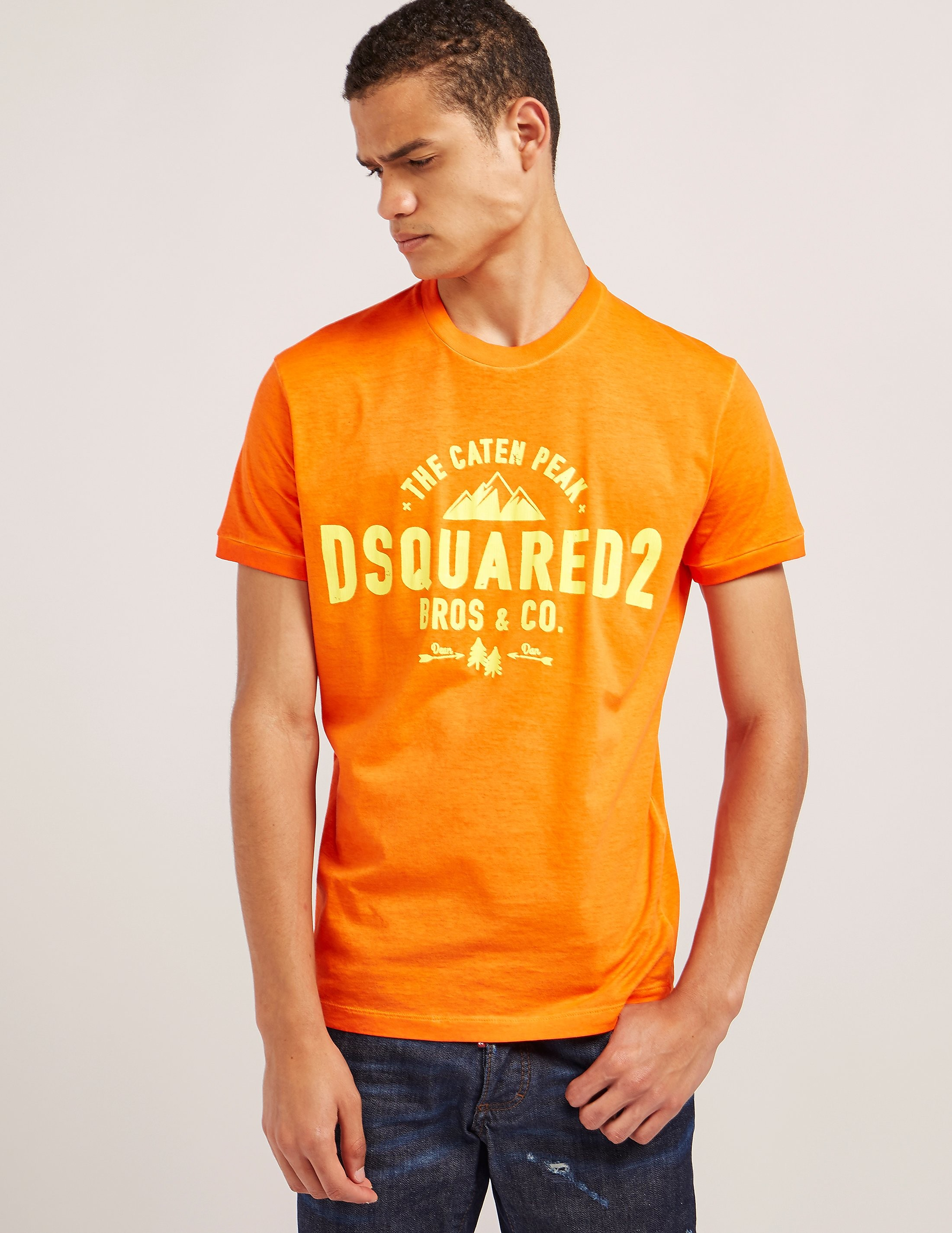 DSQUARED2 Canten Peak Short Sleeve T-Shirt