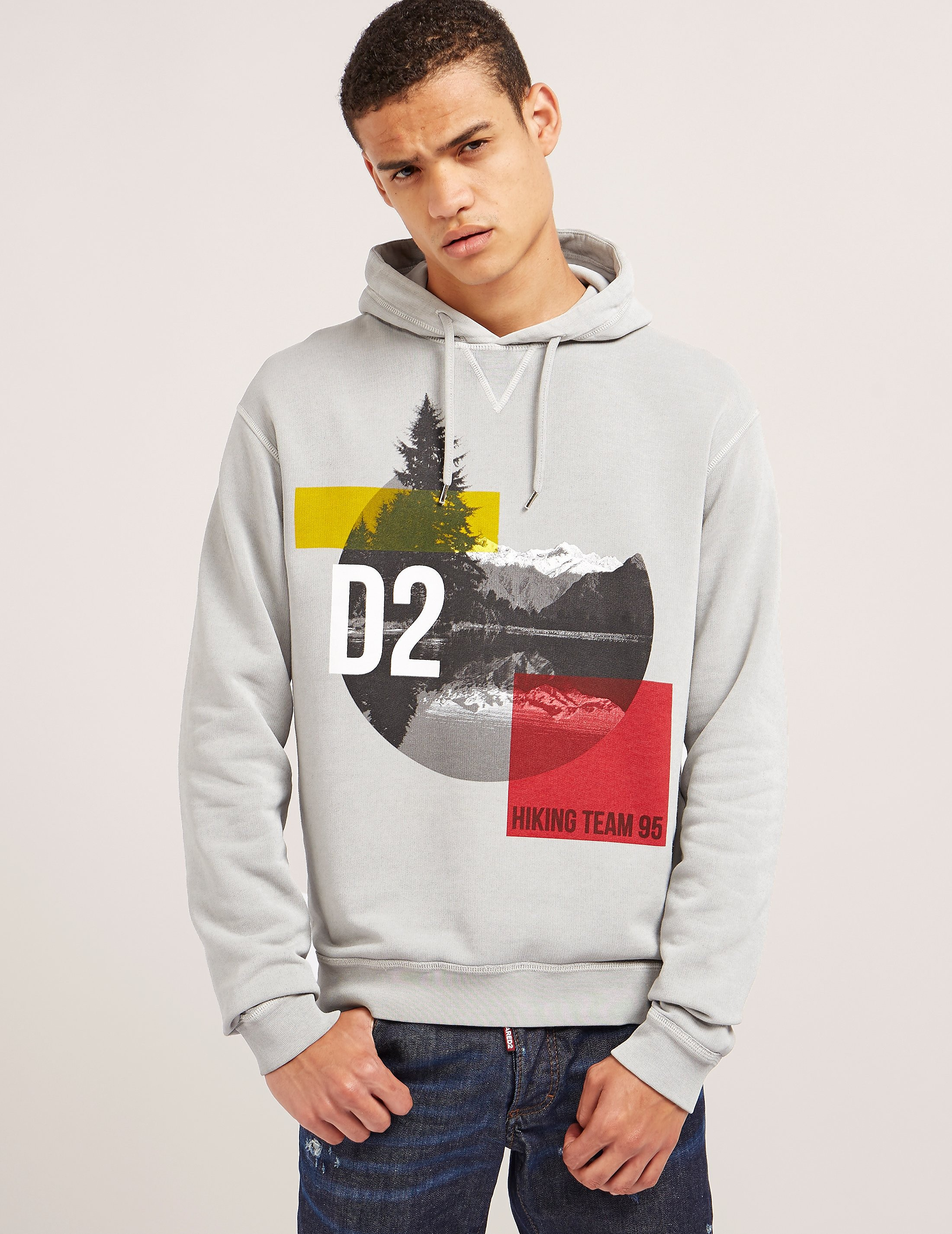 DSQUARED2 Hiking Team Hoody