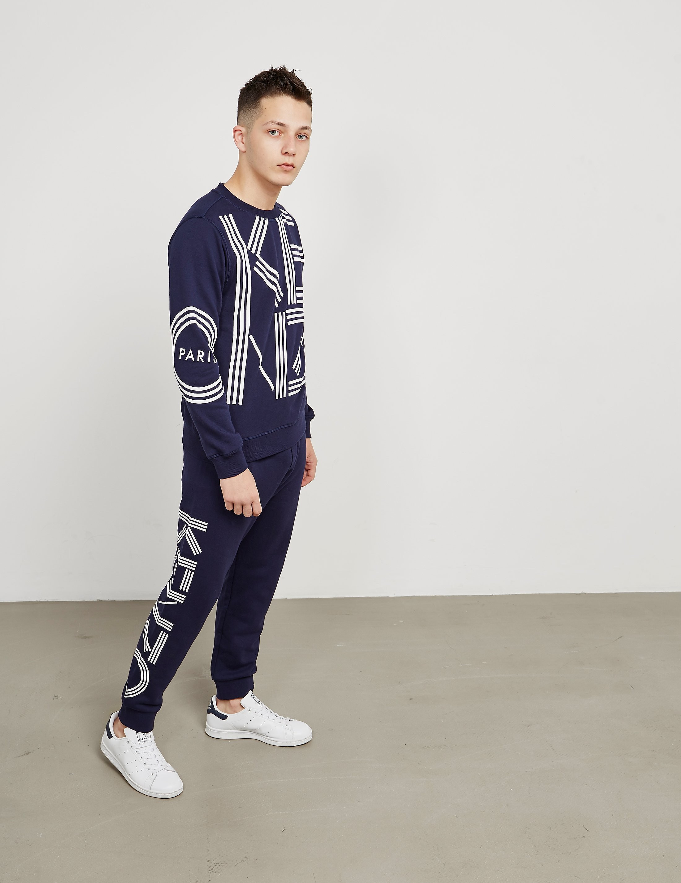 KENZO Letter Track Pants
