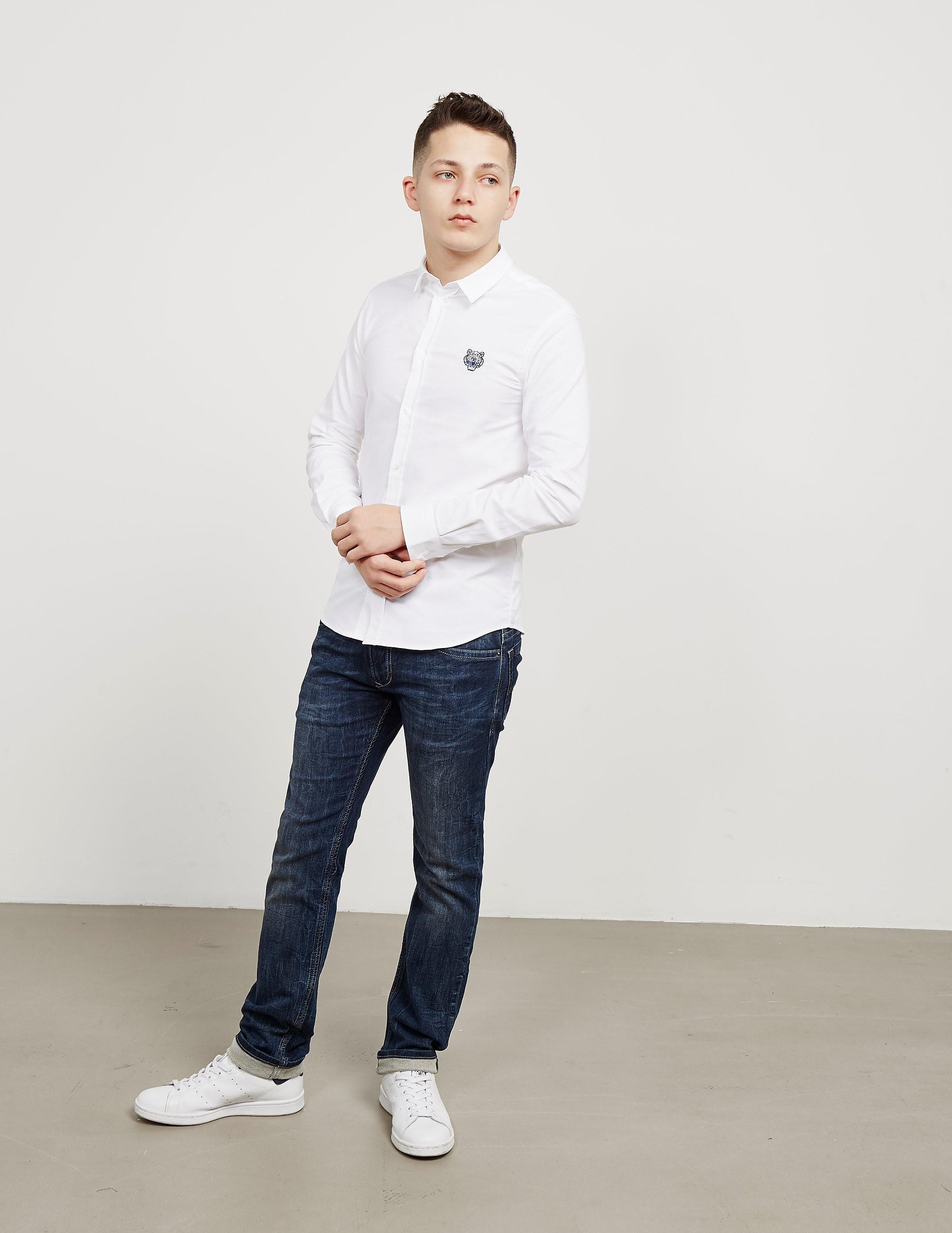 KENZO Tiger Long Sleeve Shirt