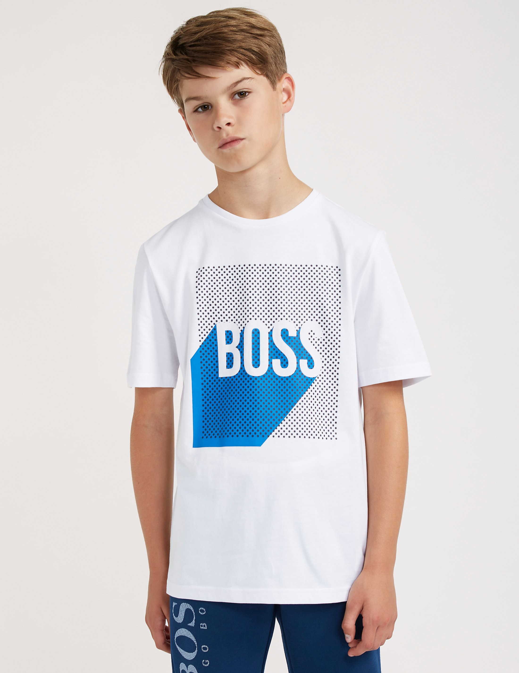 BOSS Polka Dot Short Sleeve T-Shirt