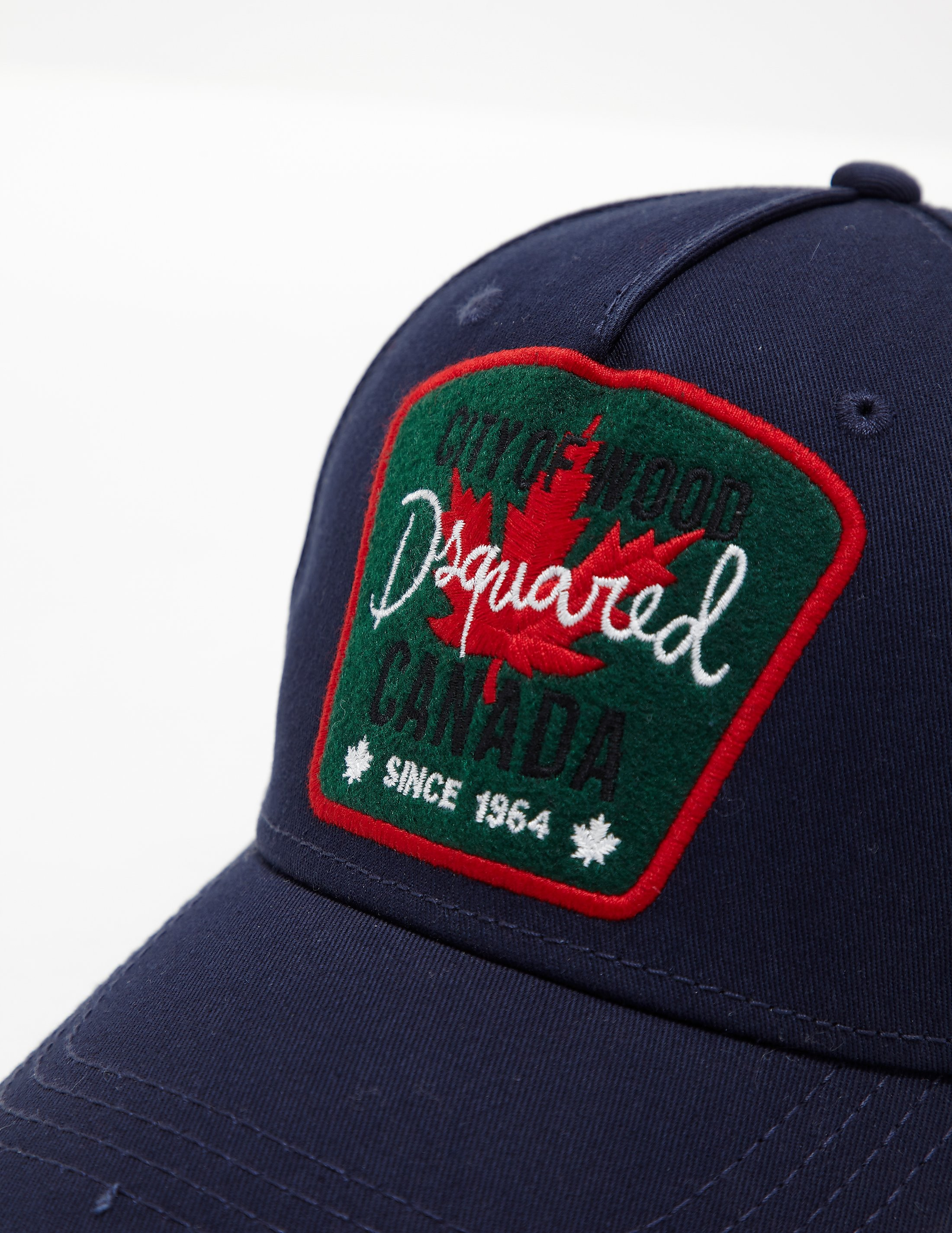 DSQUARED2 Maple Leaf Cap