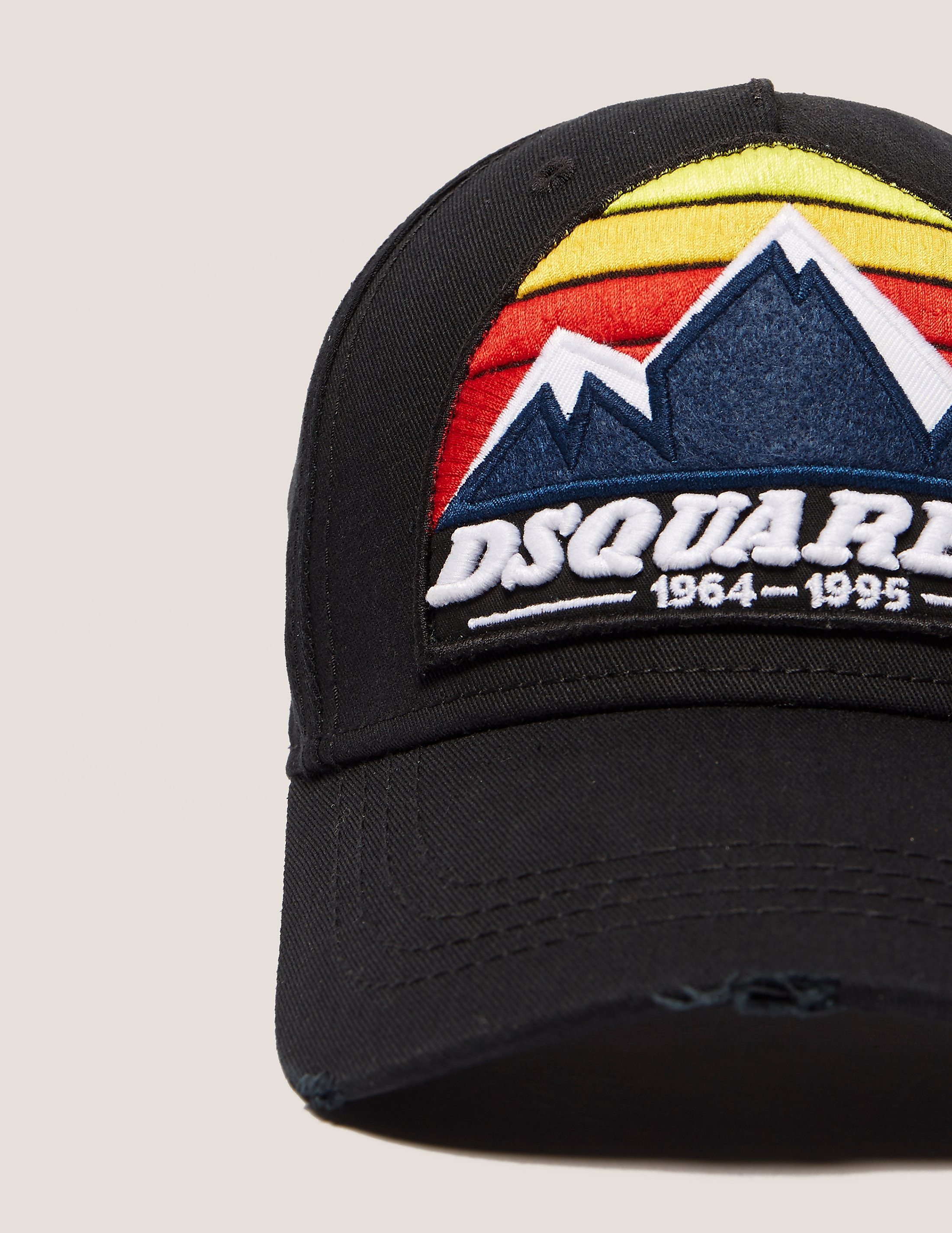 DSQUARED2 Mountain Peak Cap