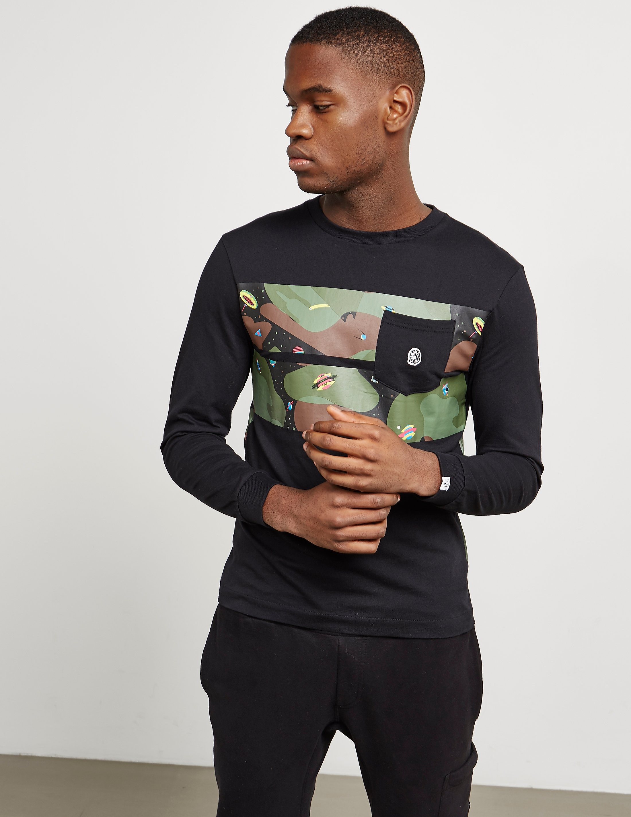Billionaire Boys Club Space Long Sleeve T-Shirt