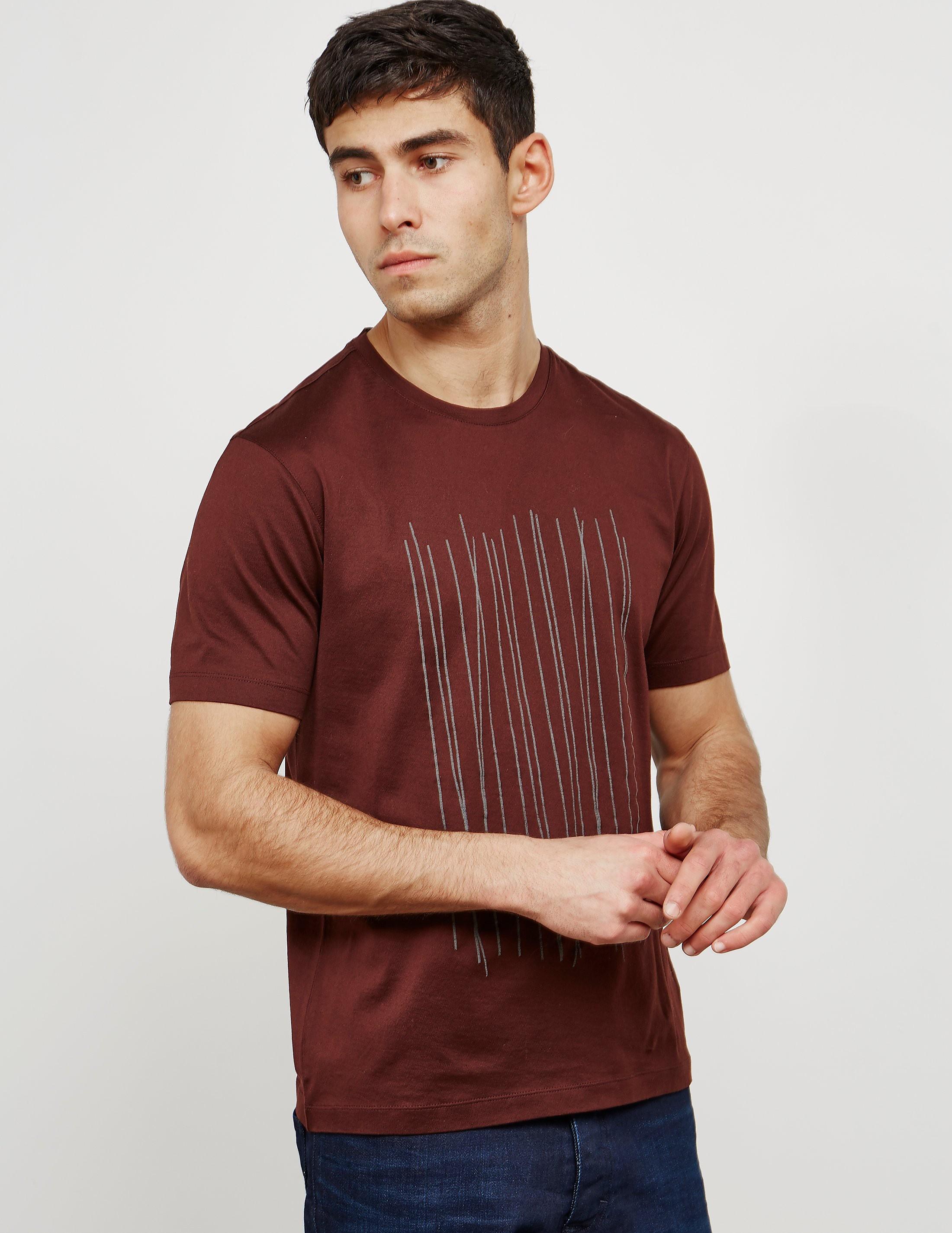 Zegna Sport Line Short Sleeve T-Shirt