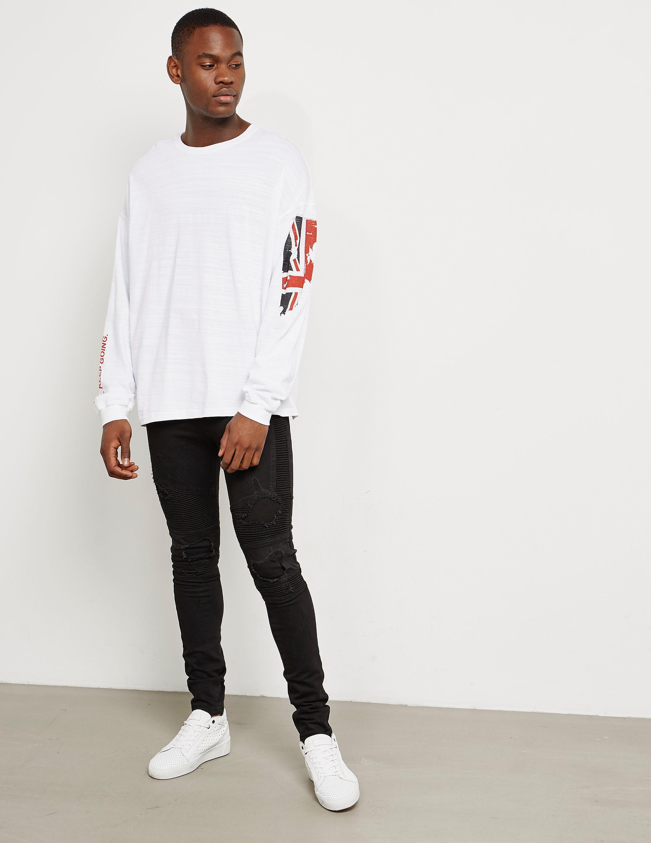 Represent Hell Long Sleeve T-Shirt