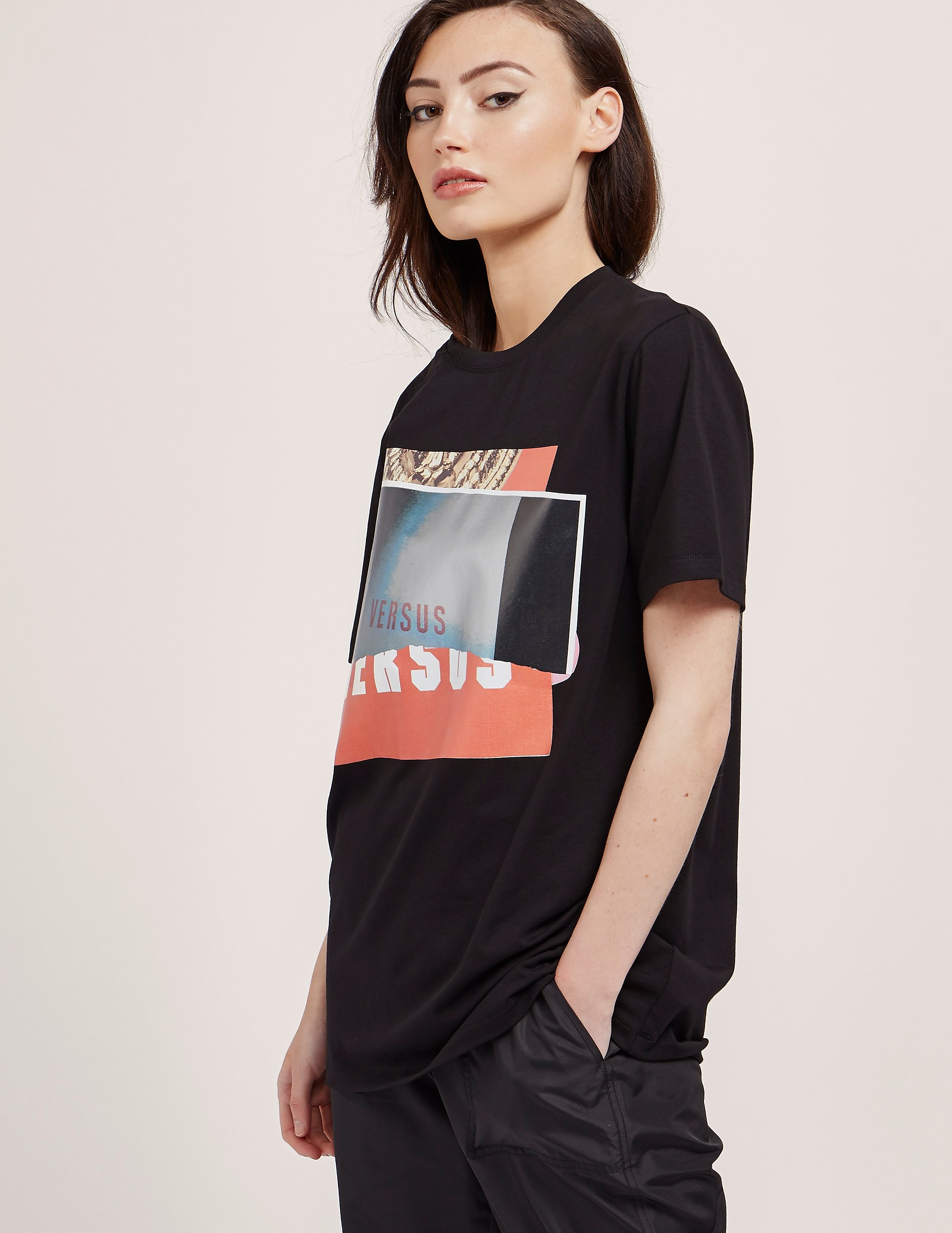 Versus Versace X Zayn Graphic T-Shirt