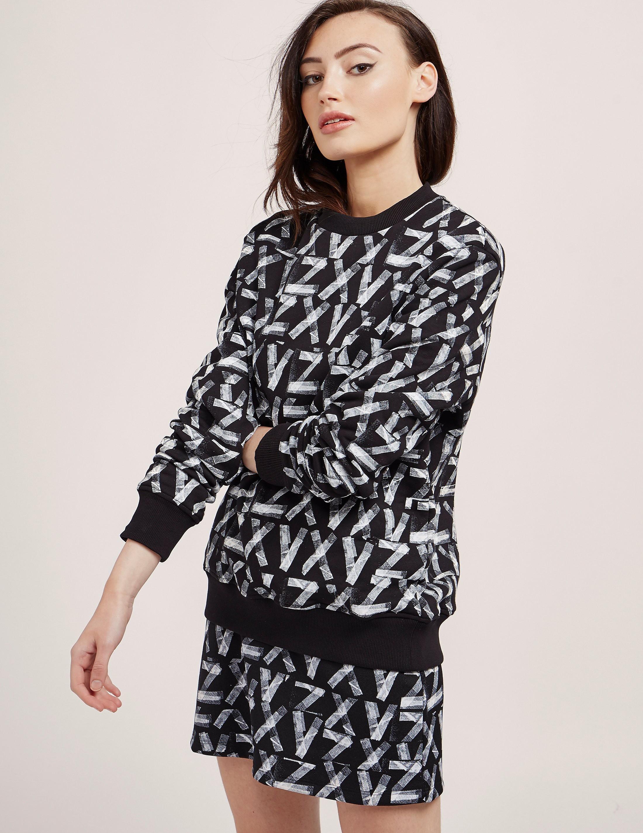 Versus Versace X Zayn Printed Sweatshirt