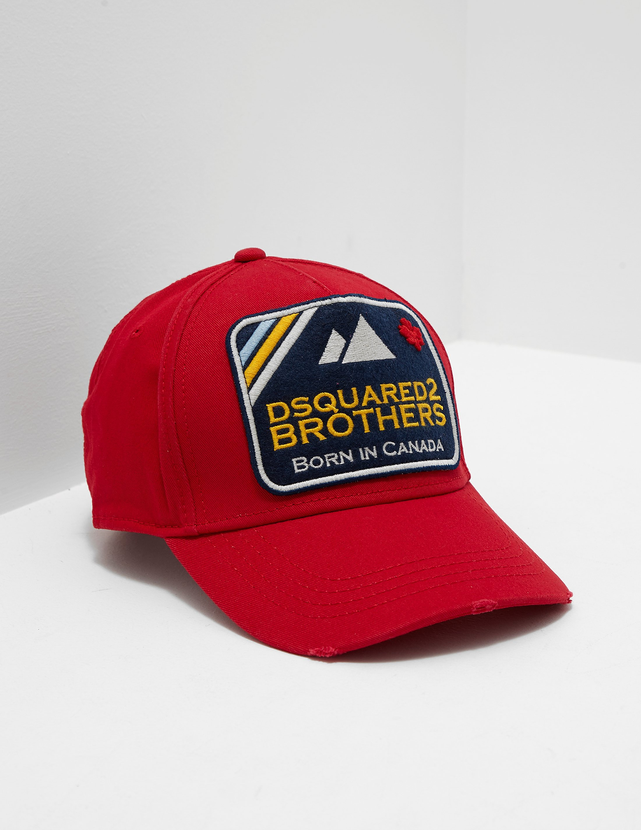 DSQUARED2 Brothers Cap