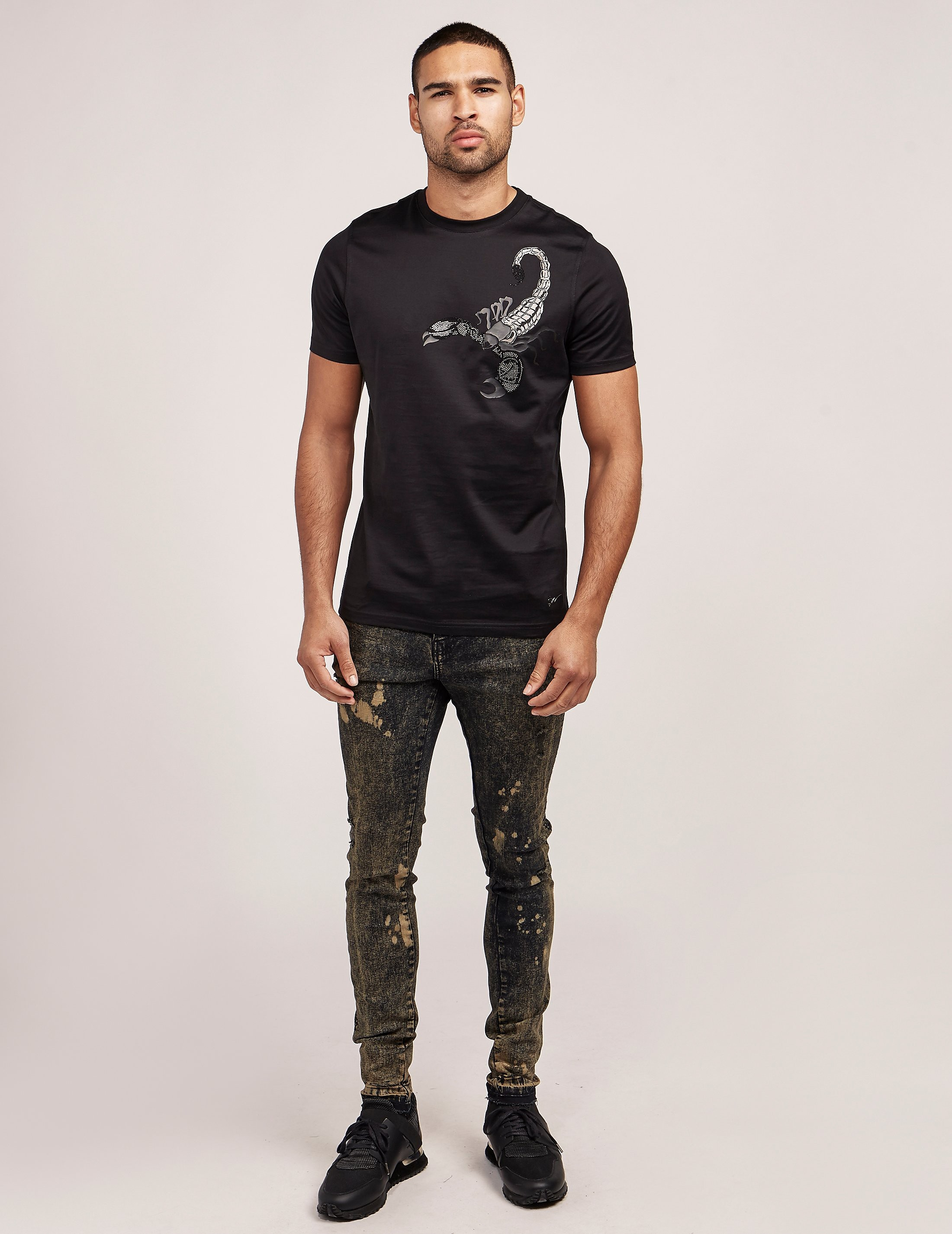 Represent Essential Destroyed Jeans