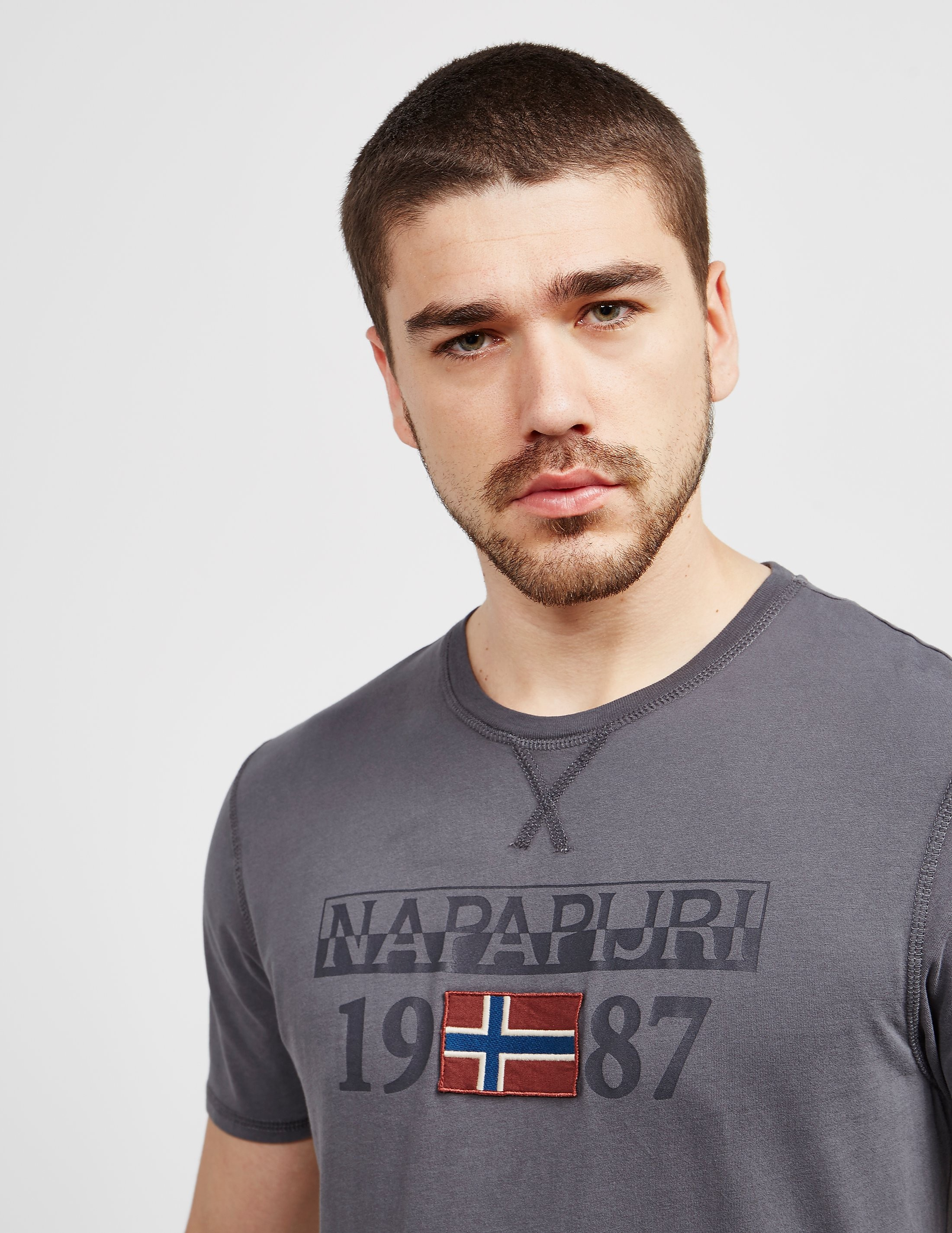Napapijri Core Logo Short Sleeve T-Shirt