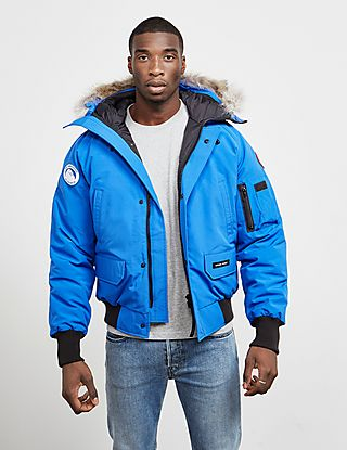 canada goose youth chilliwack bomber black