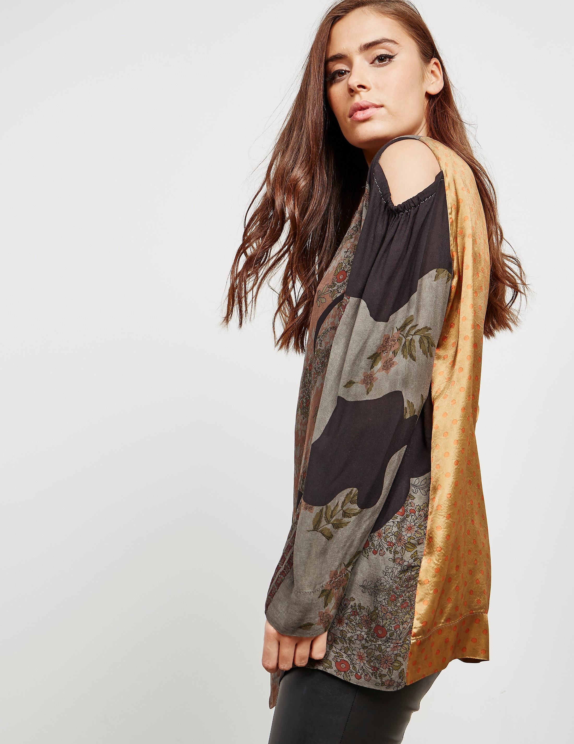 Vivienne Westwood Anglomania Fatima Blouse