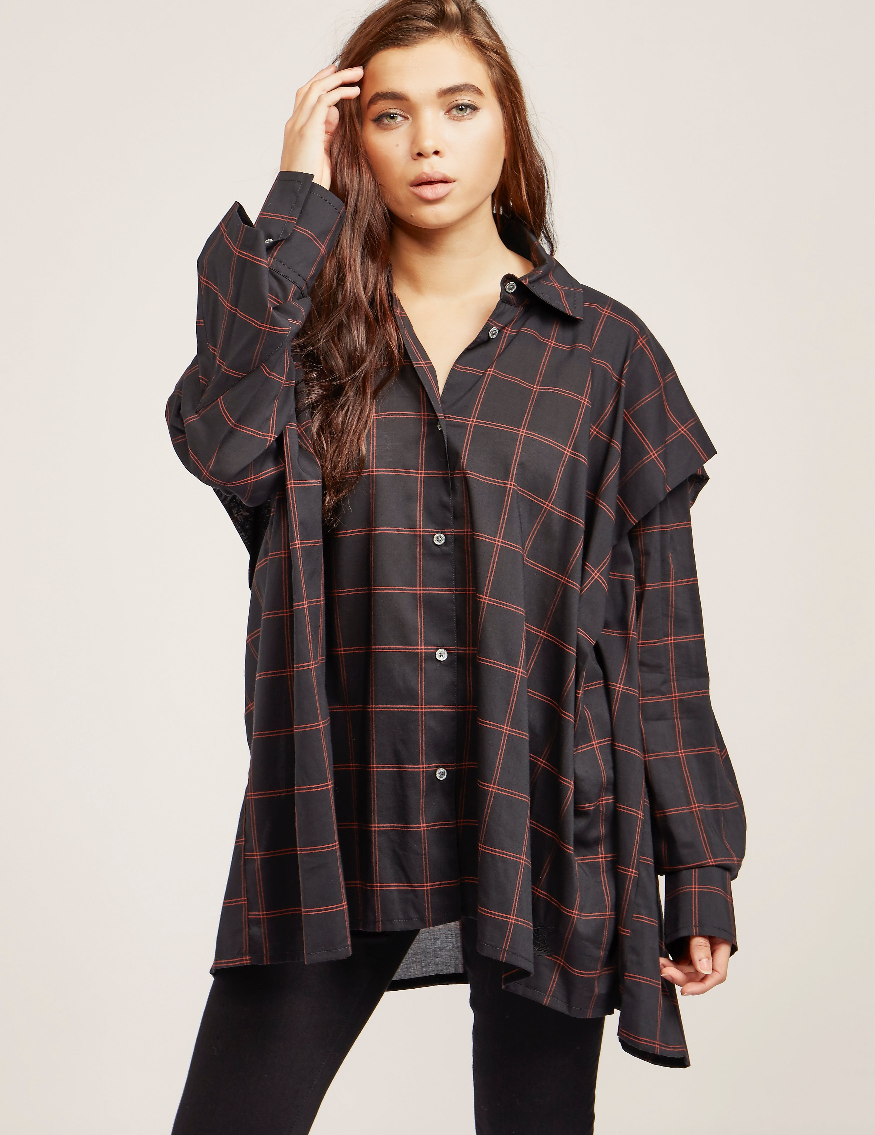 Vivienne Westwood Fever Long Sleeve Shirt