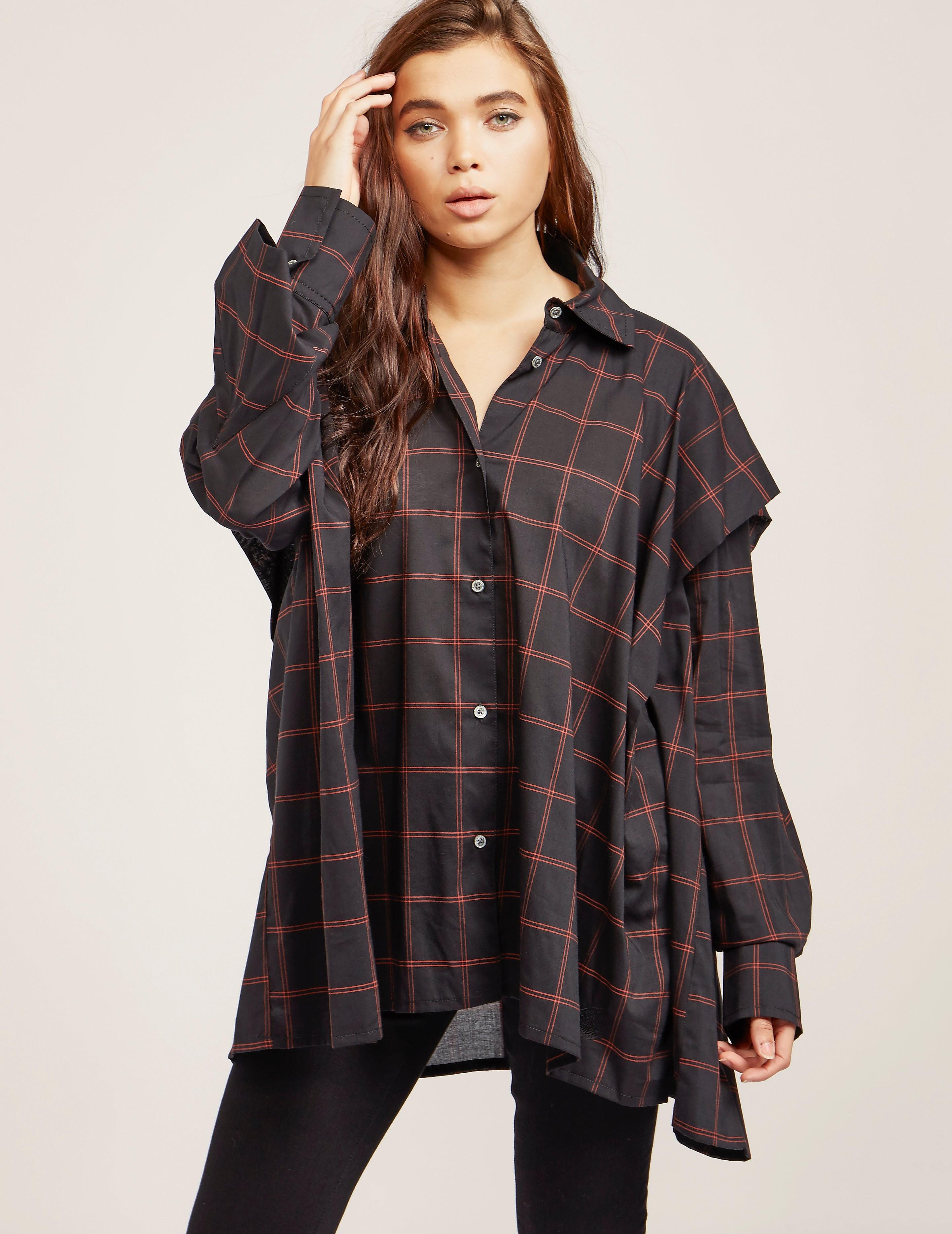 Vivienne Westwood Fever Long Sleeve Shirt