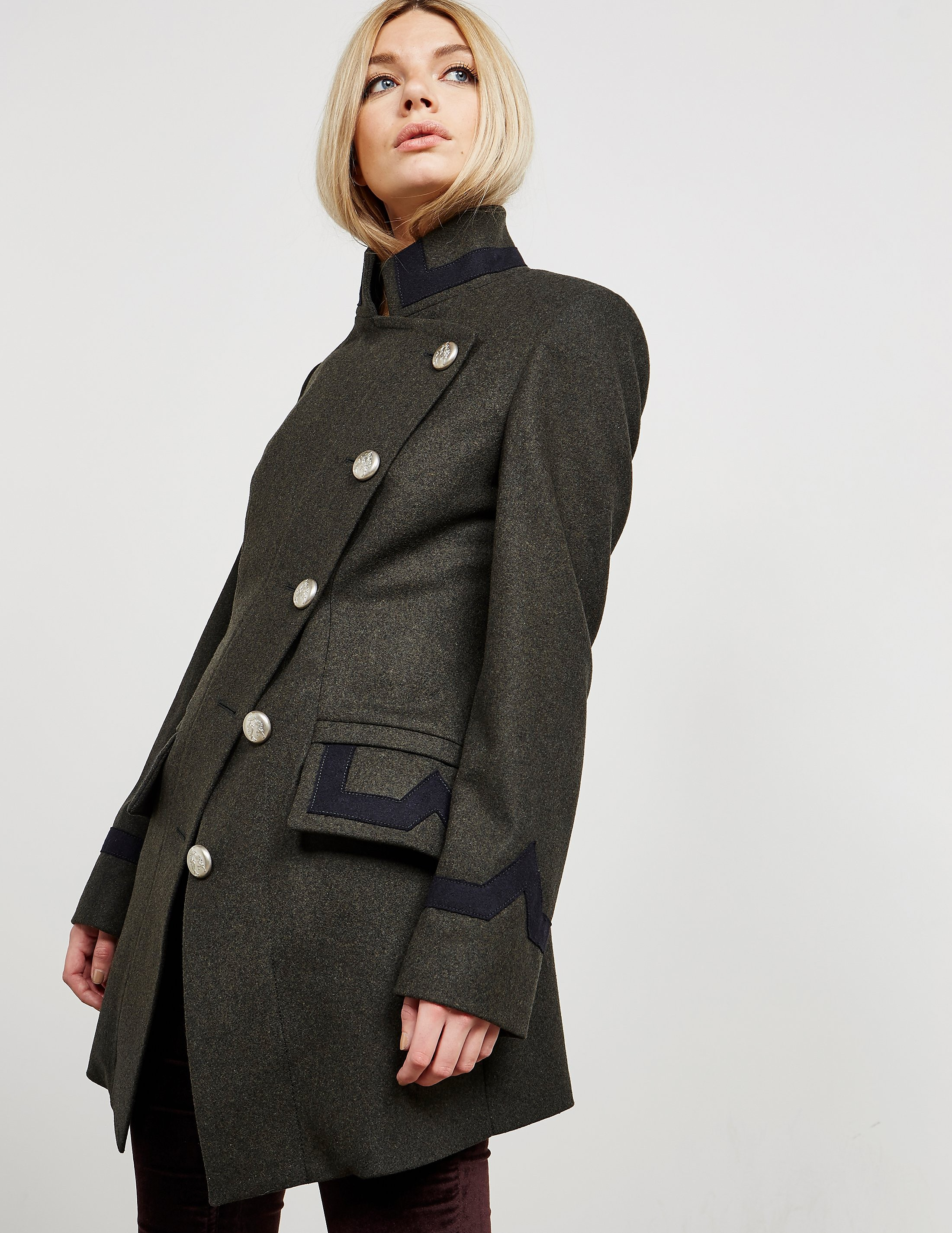 Vivienne Westwood Anglomania State Coat