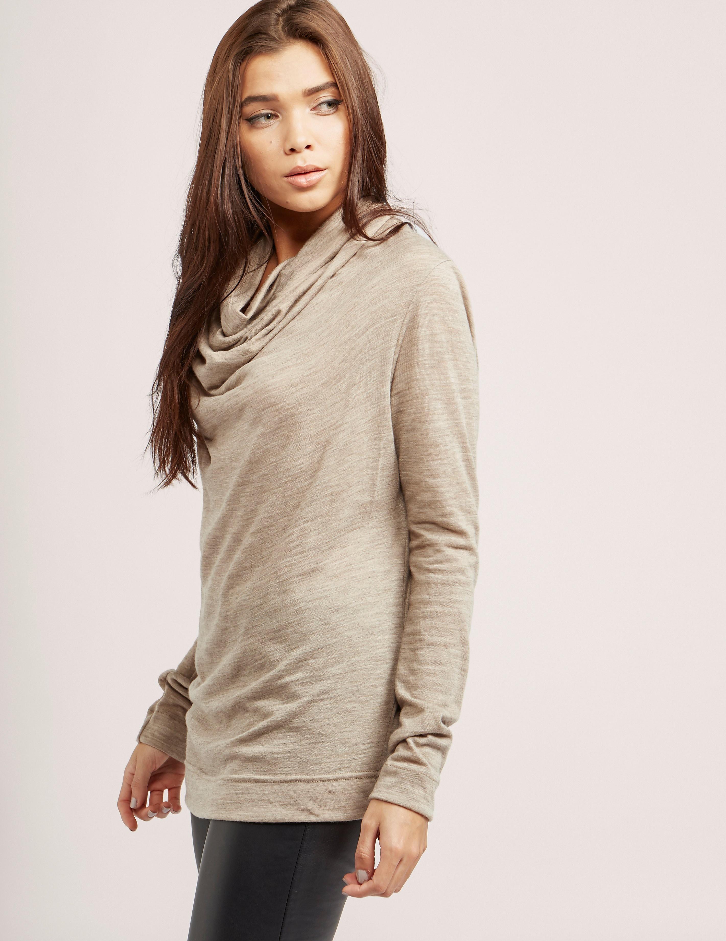 Vivienne Westwood Anglomania Fold Shirt