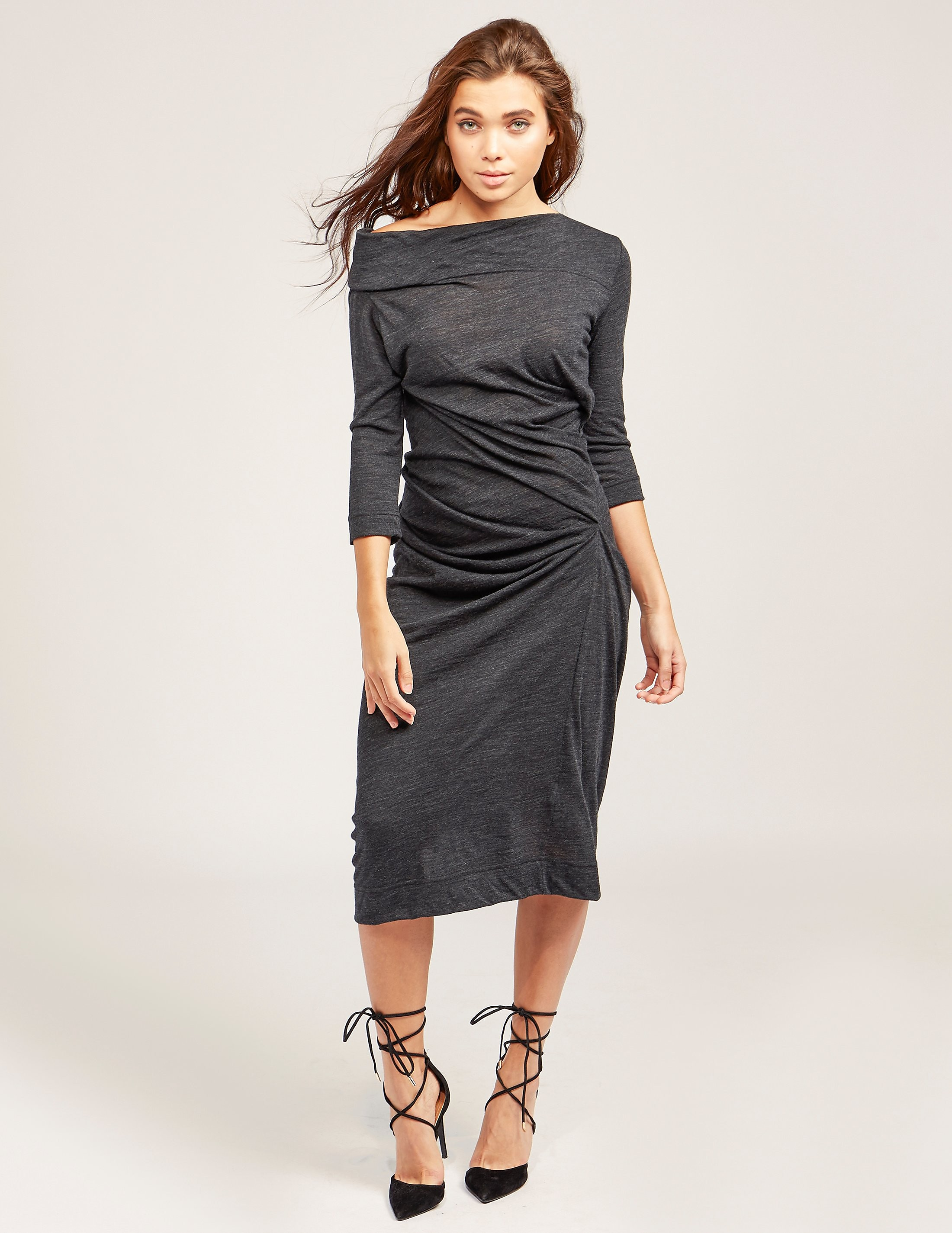 Vivienne Westwood Taxa Jersey Dress